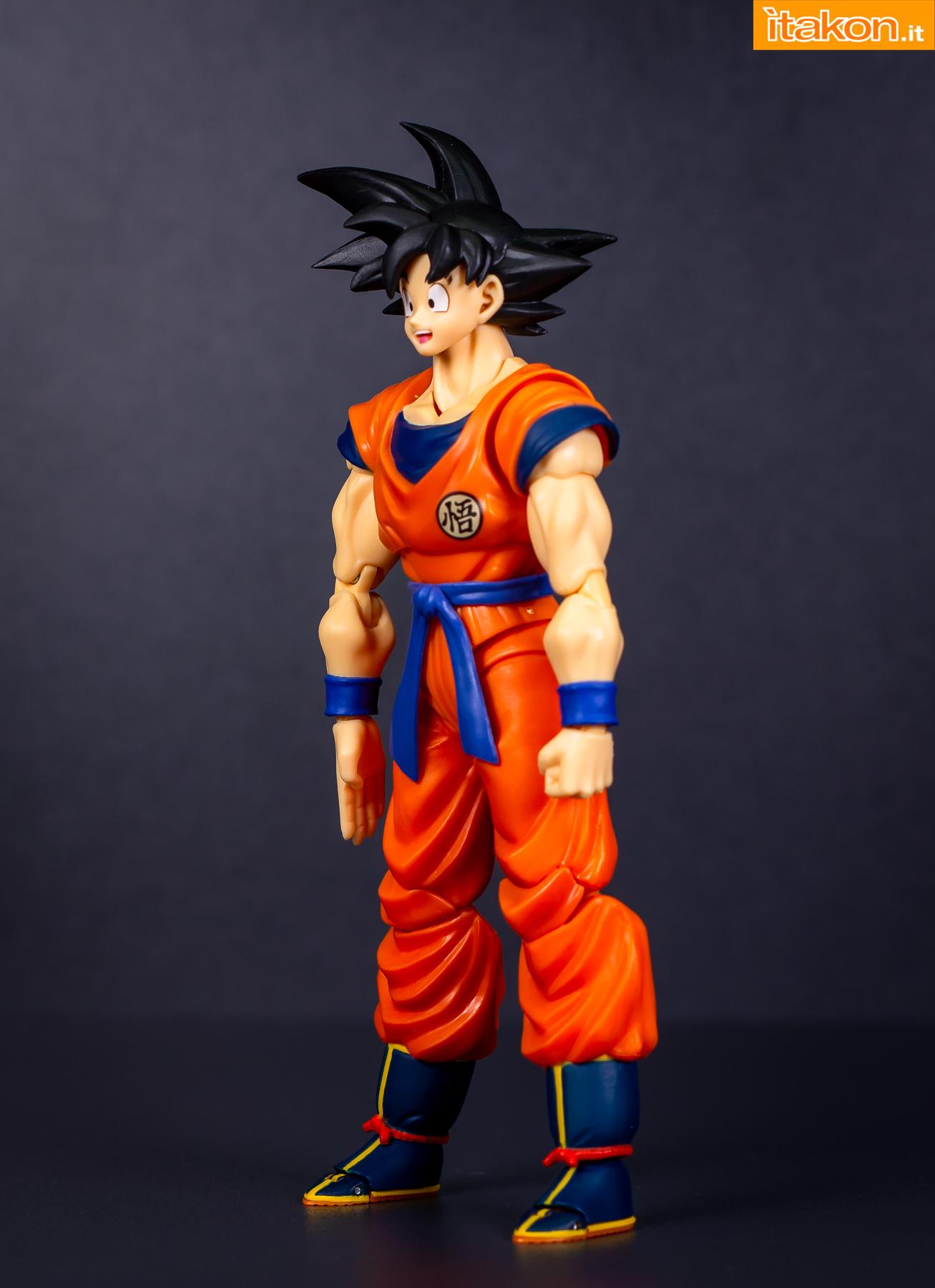 Link a Bandai Son Goku recensione-12