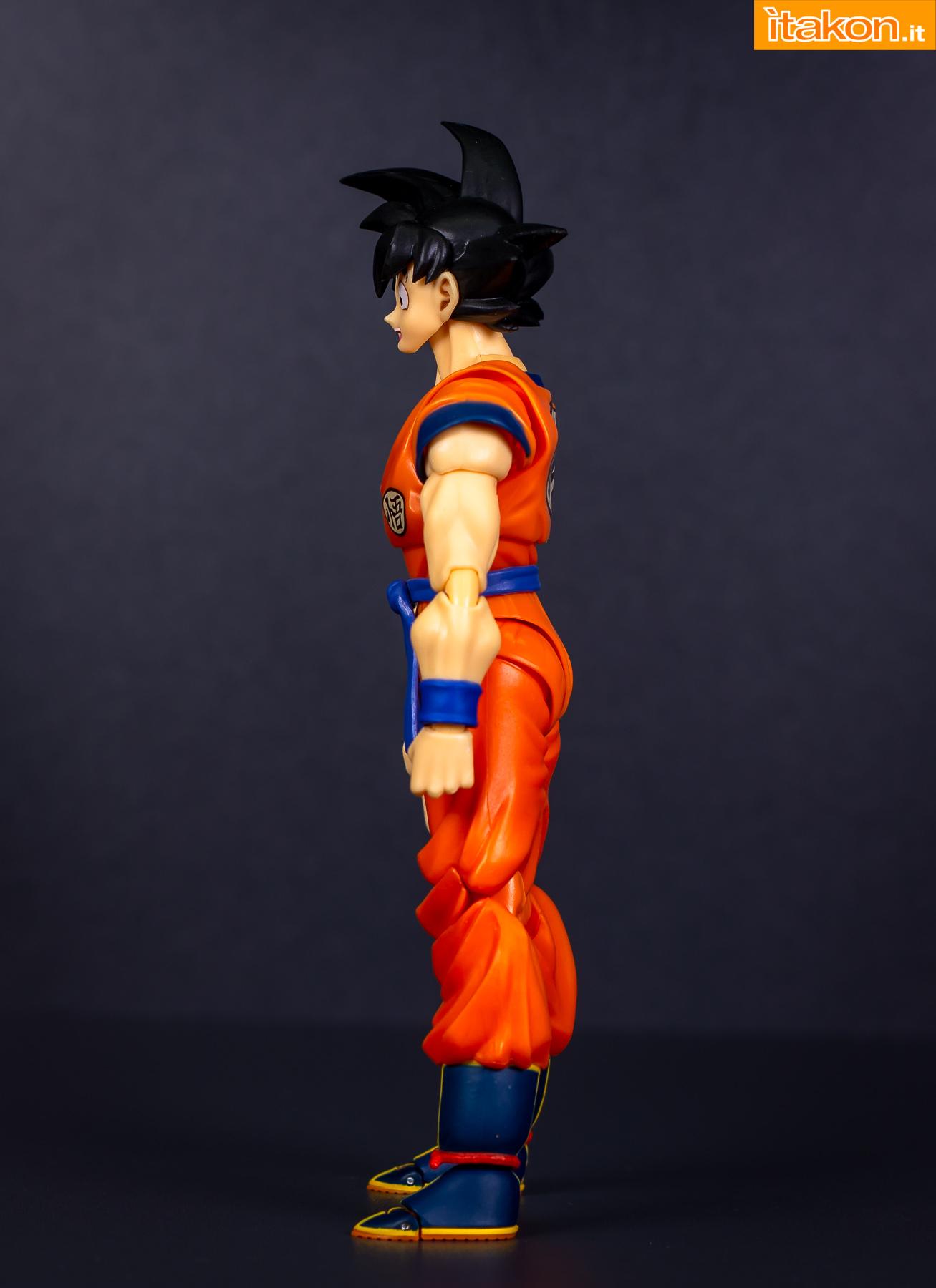 Link a Bandai Son Goku recensione-13