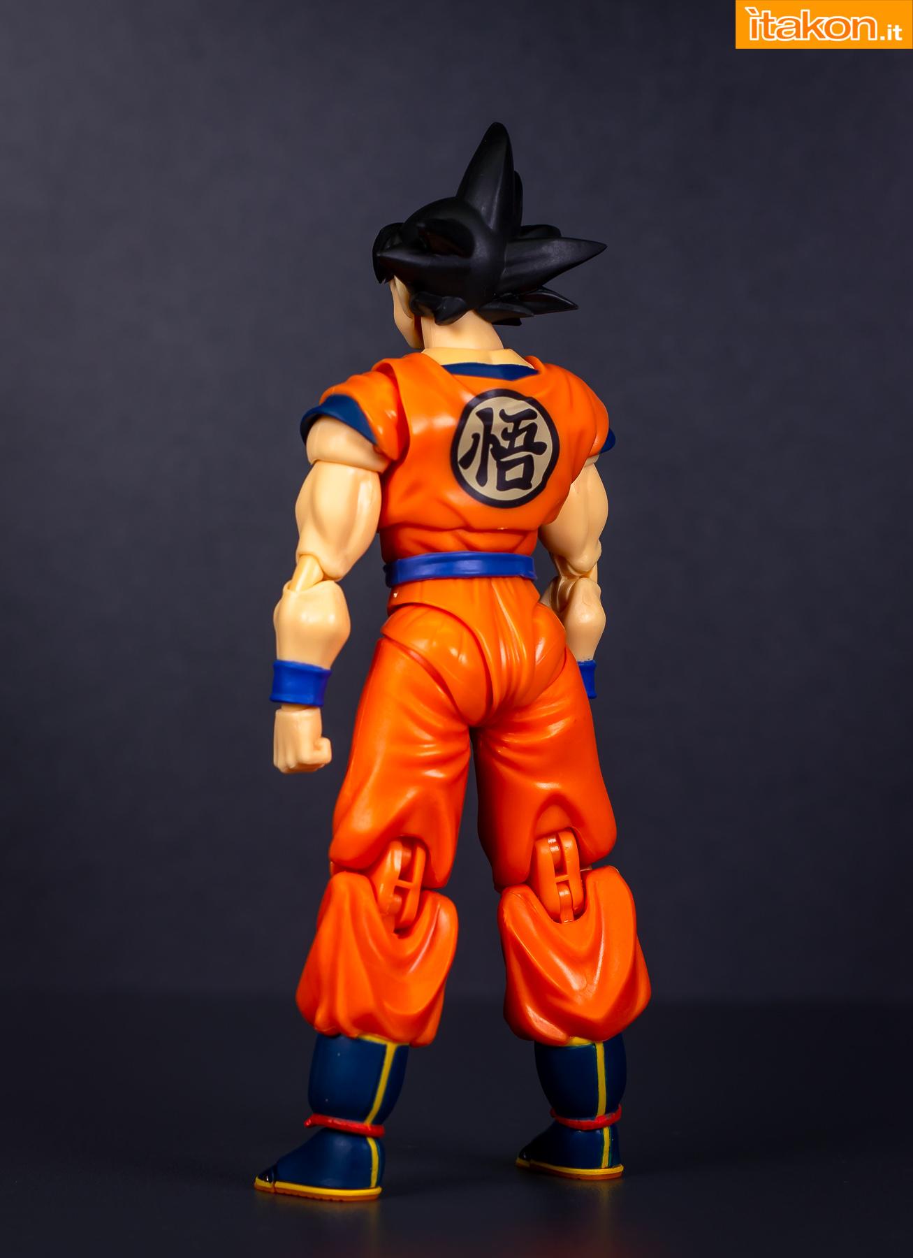 Link a Bandai Son Goku recensione-14