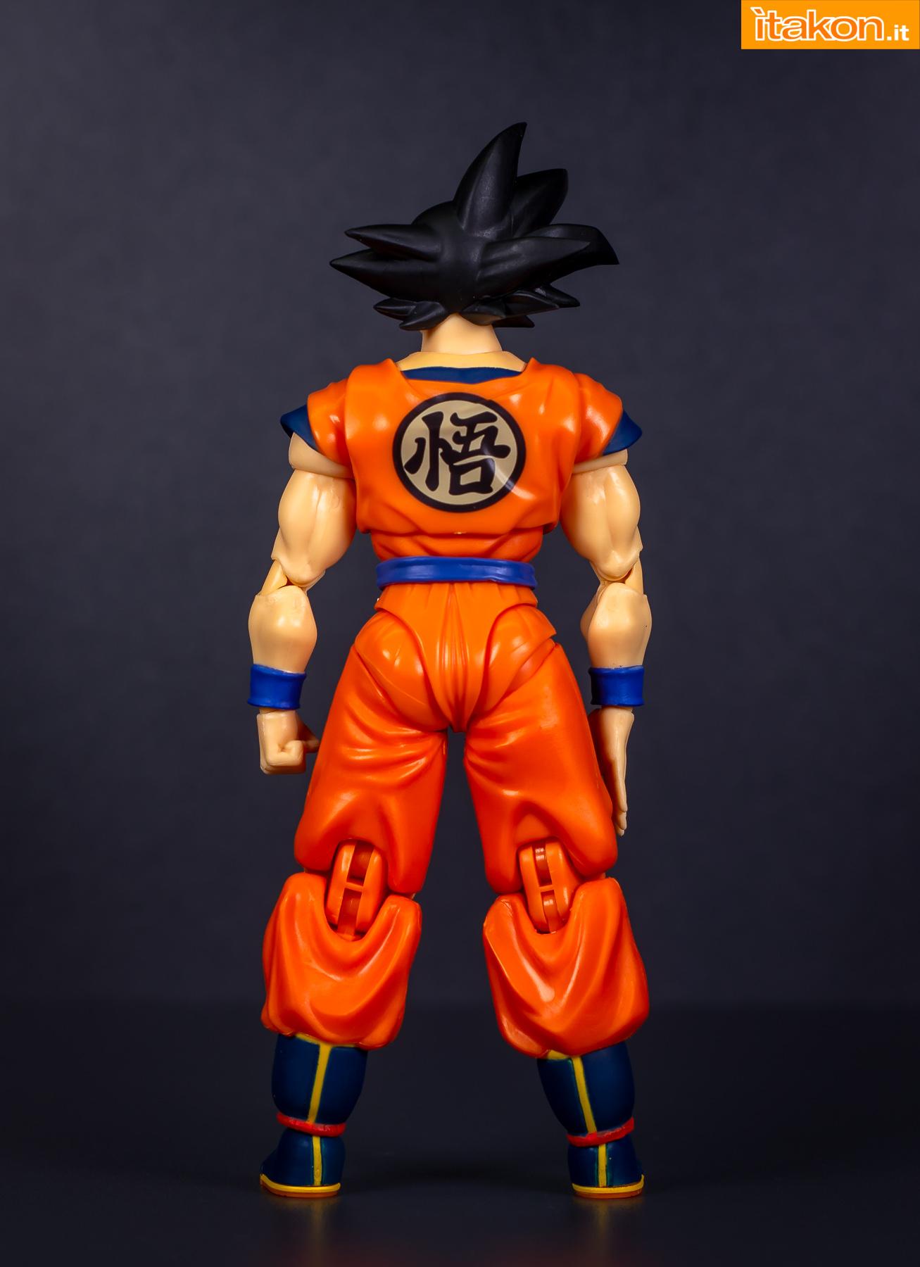Link a Bandai Son Goku recensione-15