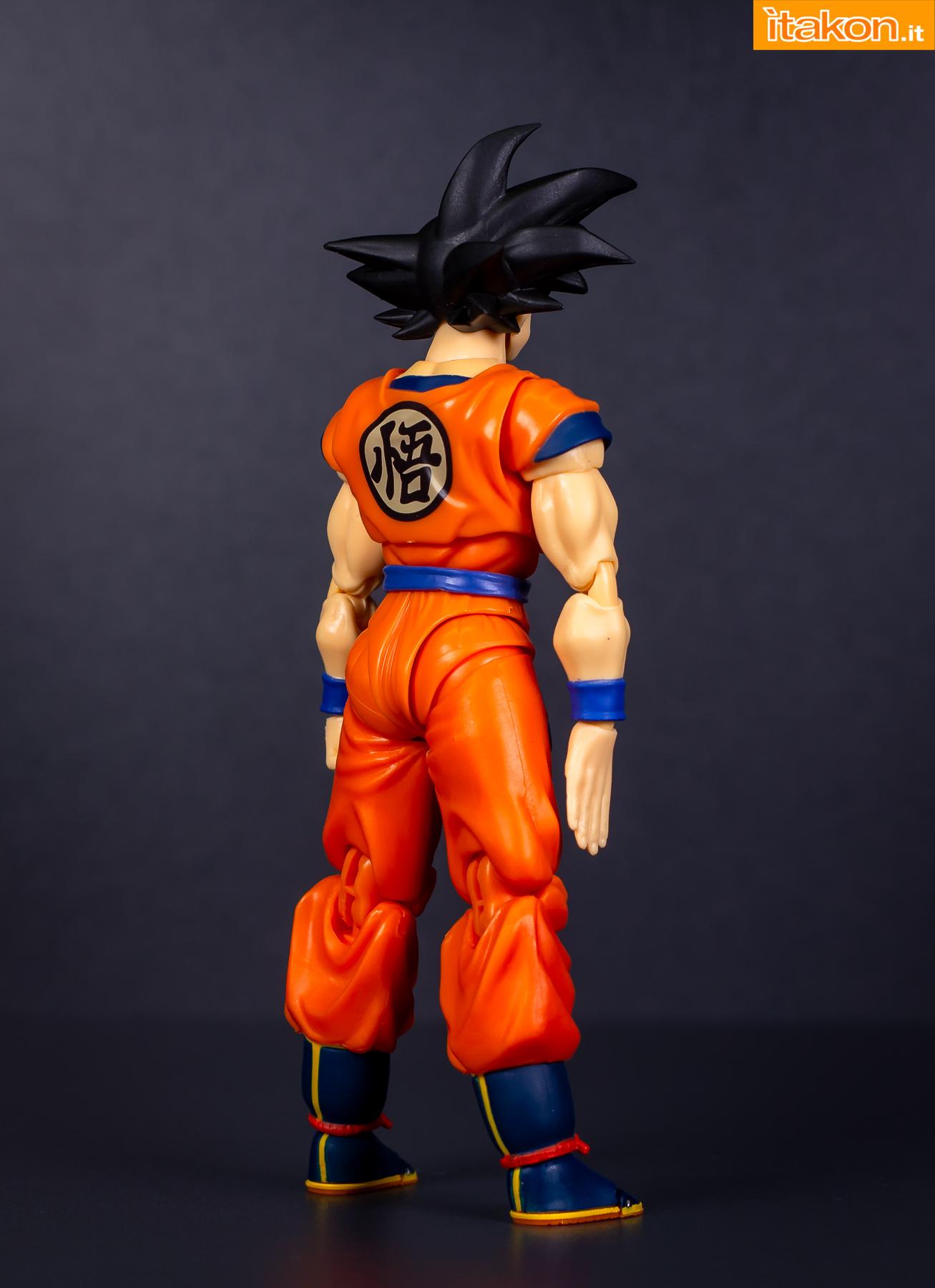 Link a Bandai Son Goku recensione-16