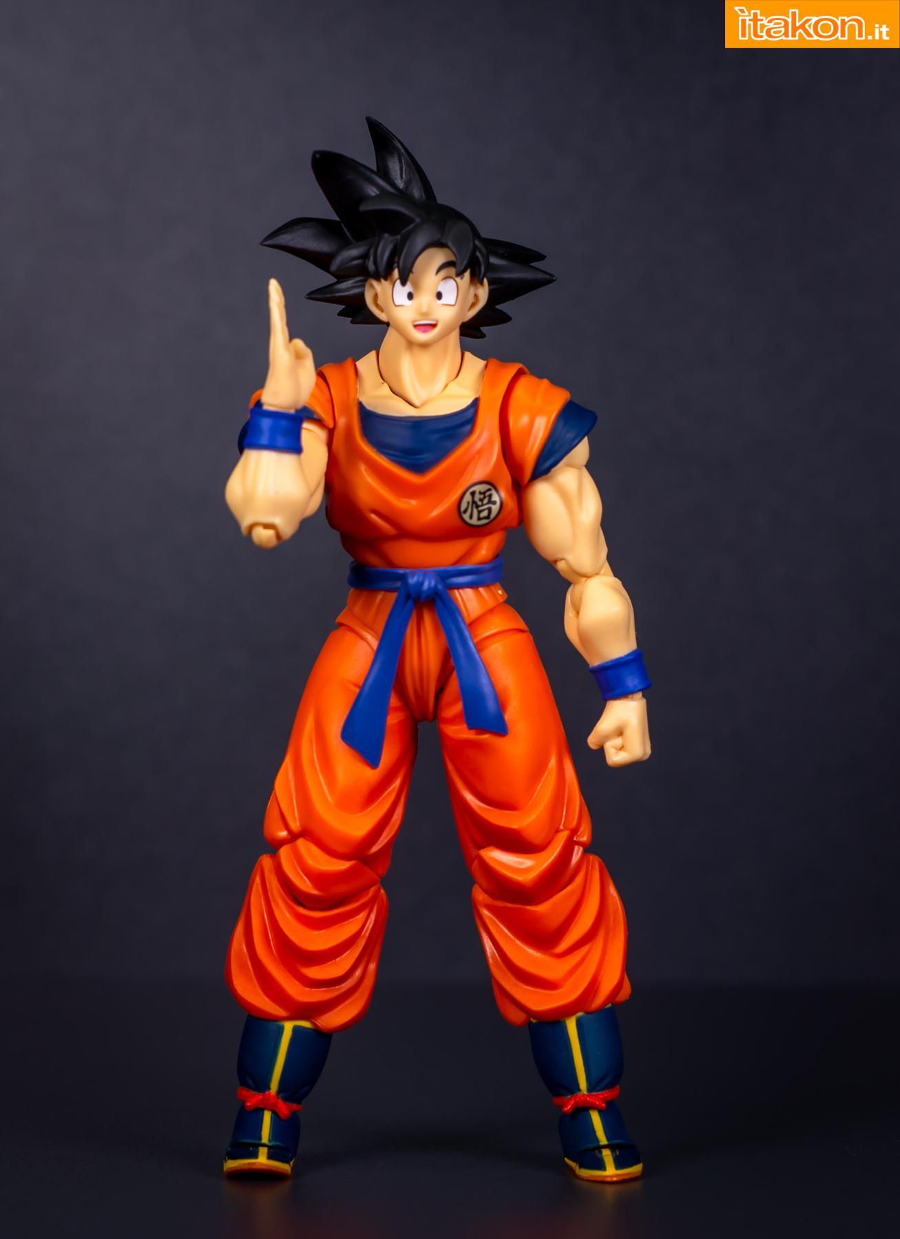 Link a Bandai Son Goku recensione-21