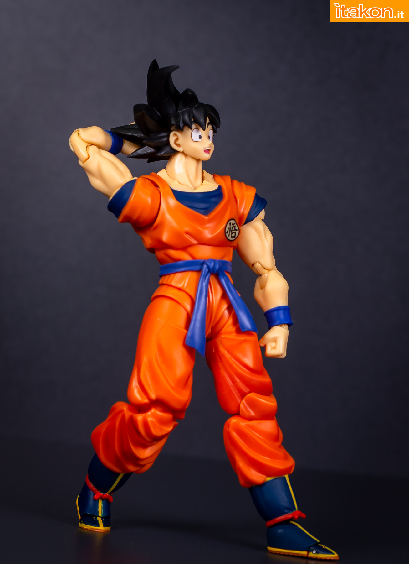 Link a Bandai Son Goku recensione-22