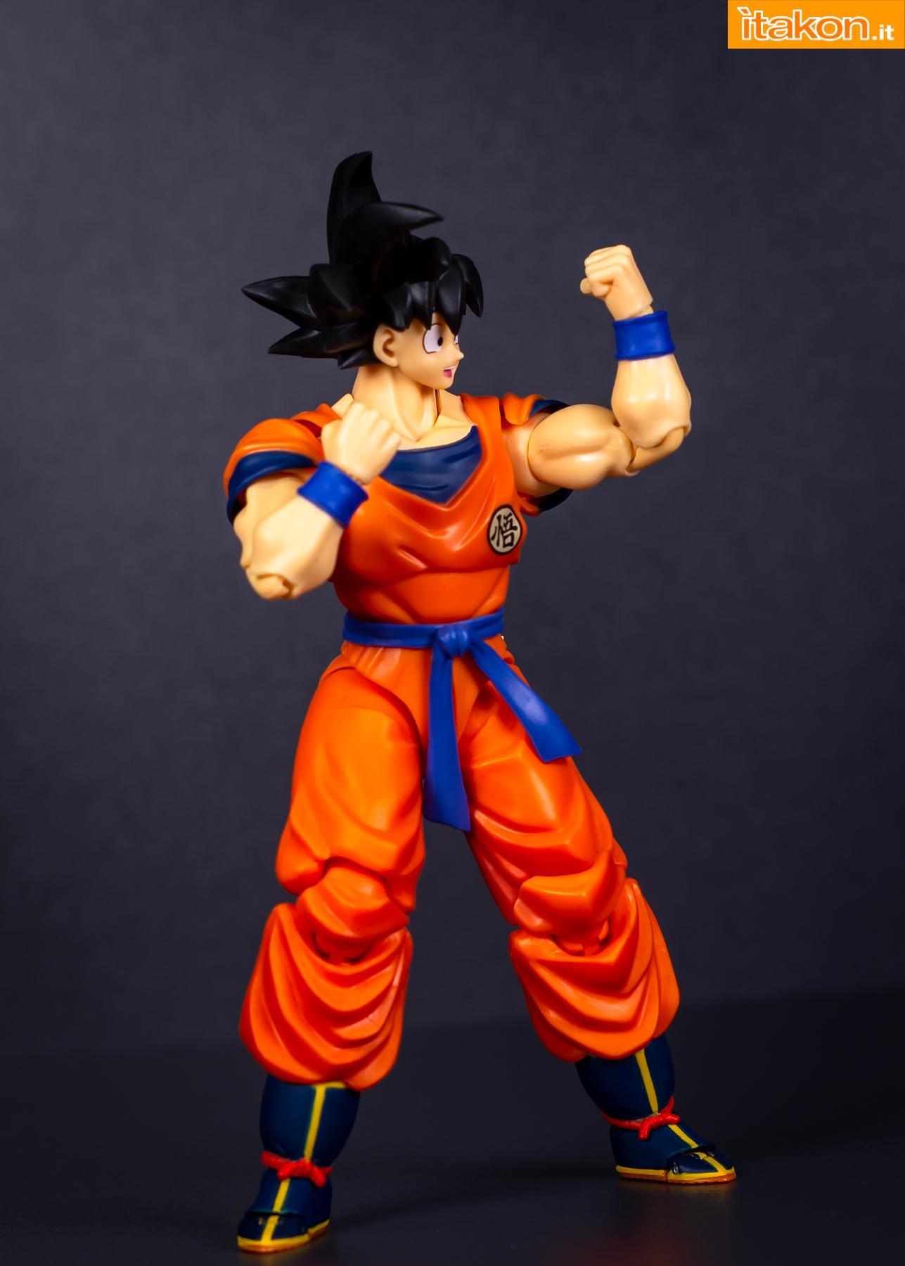 Link a Bandai Son Goku recensione-23