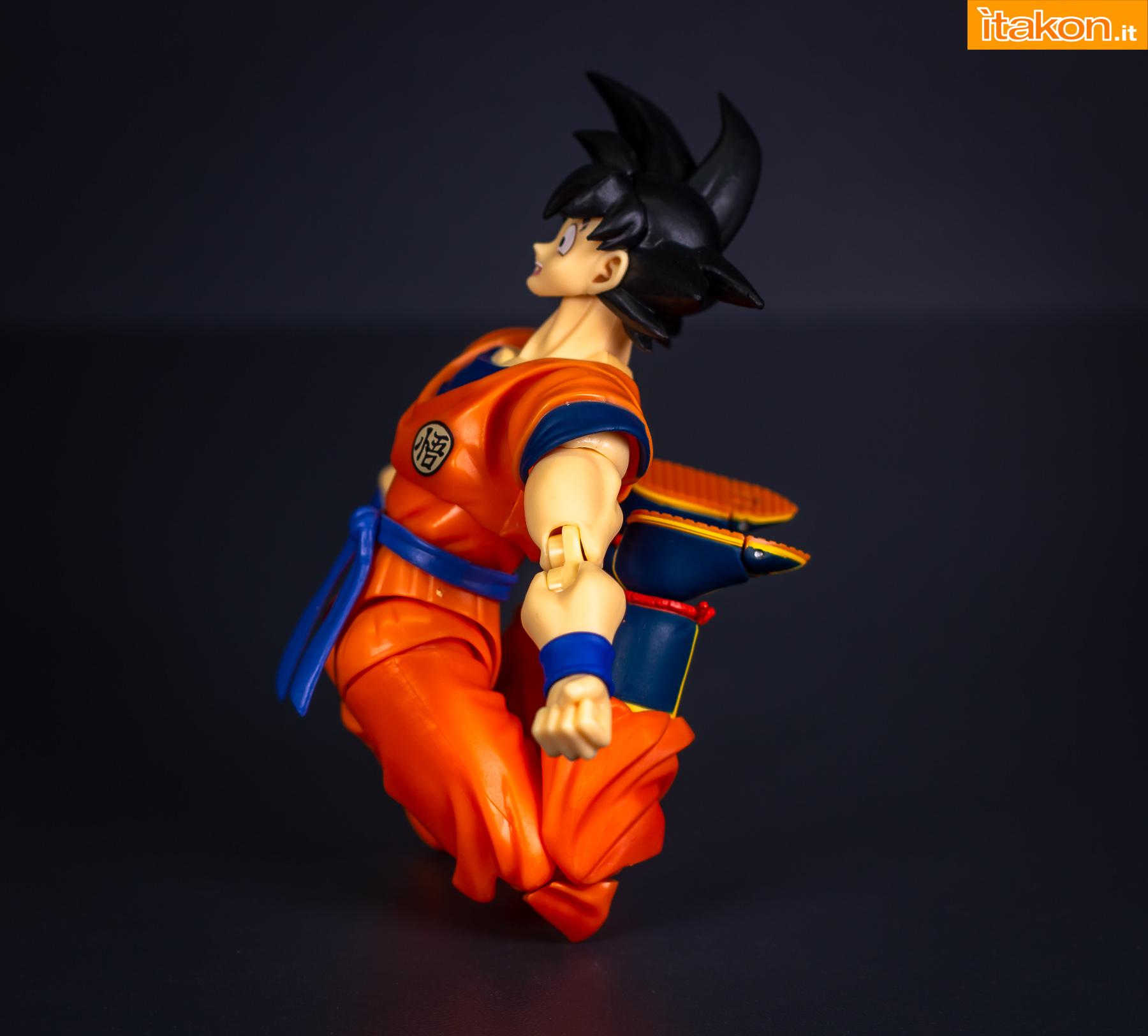 Link a Bandai Son Goku recensione-25