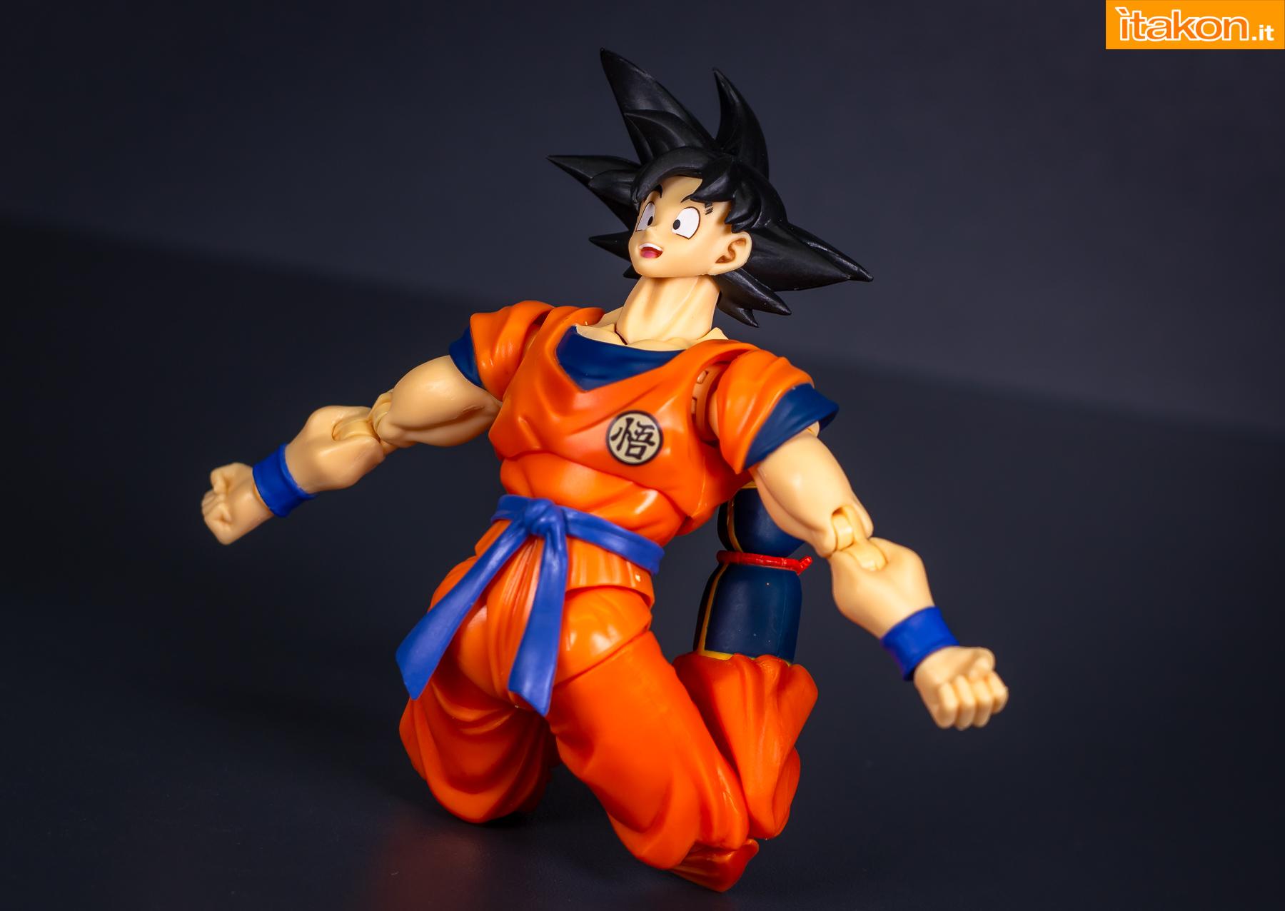 Link a Bandai Son Goku recensione-26