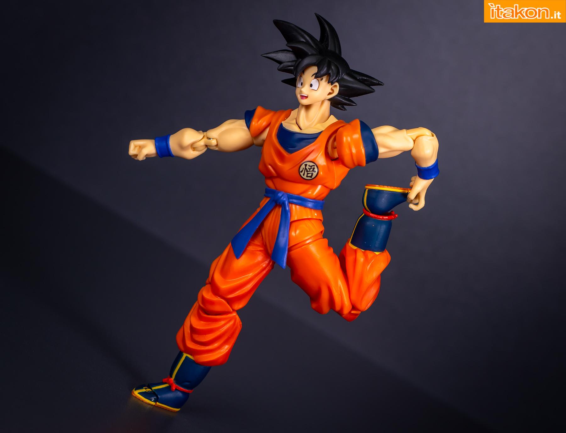 Link a Bandai Son Goku recensione-27
