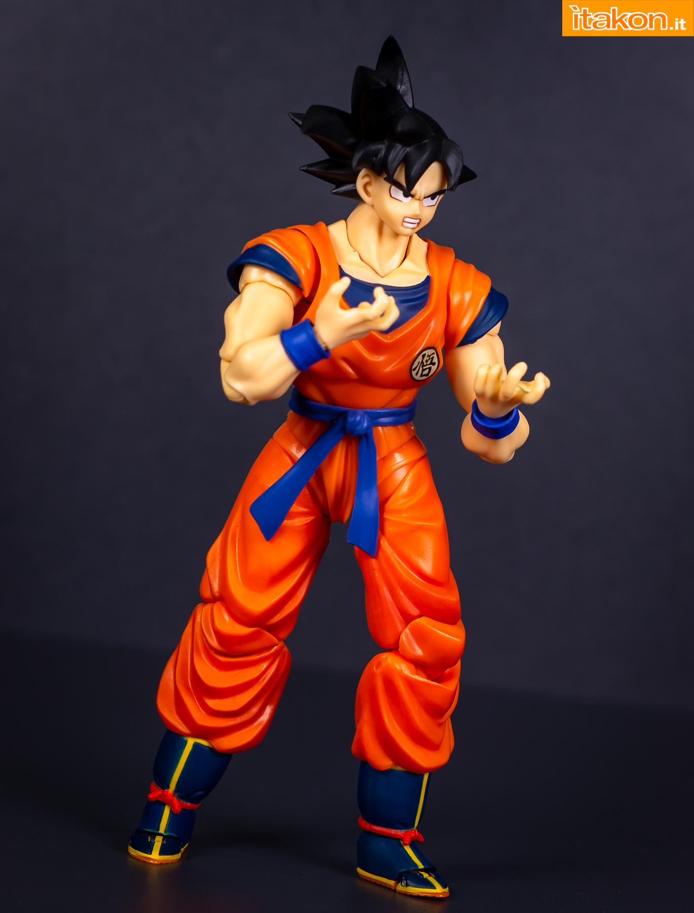 Link a Bandai Son Goku recensione-28