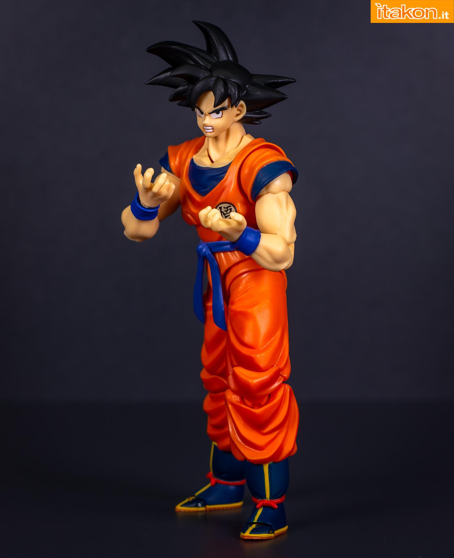 Link a Bandai Son Goku recensione-29