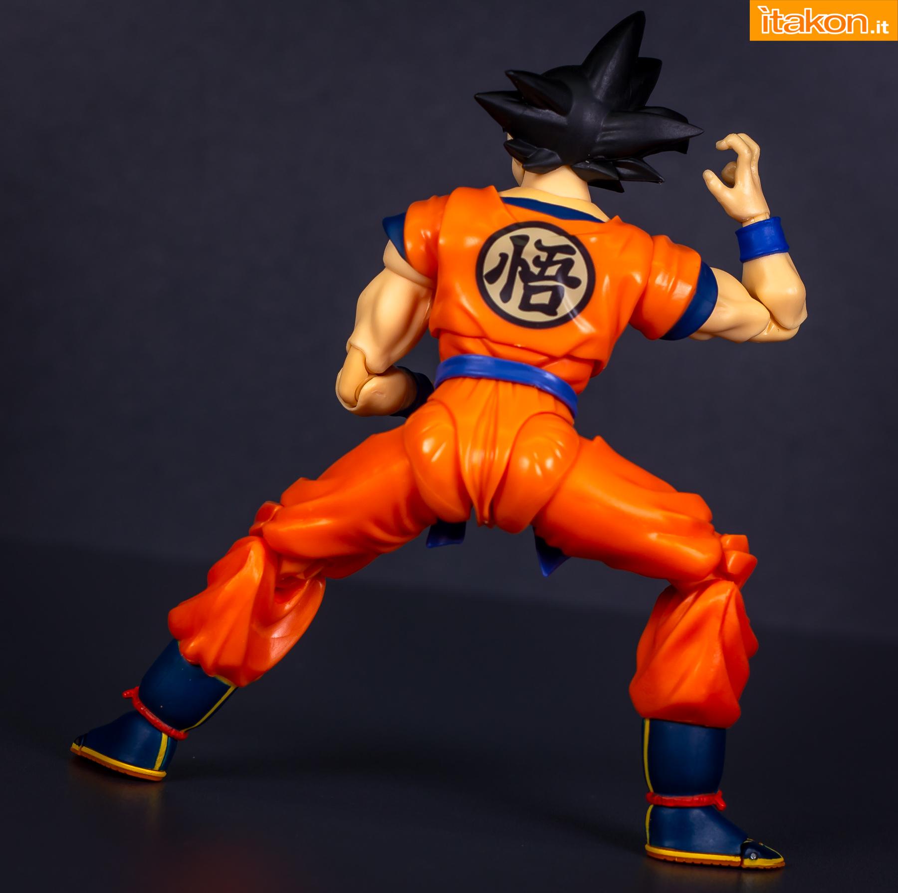 Link a Bandai Son Goku recensione-32