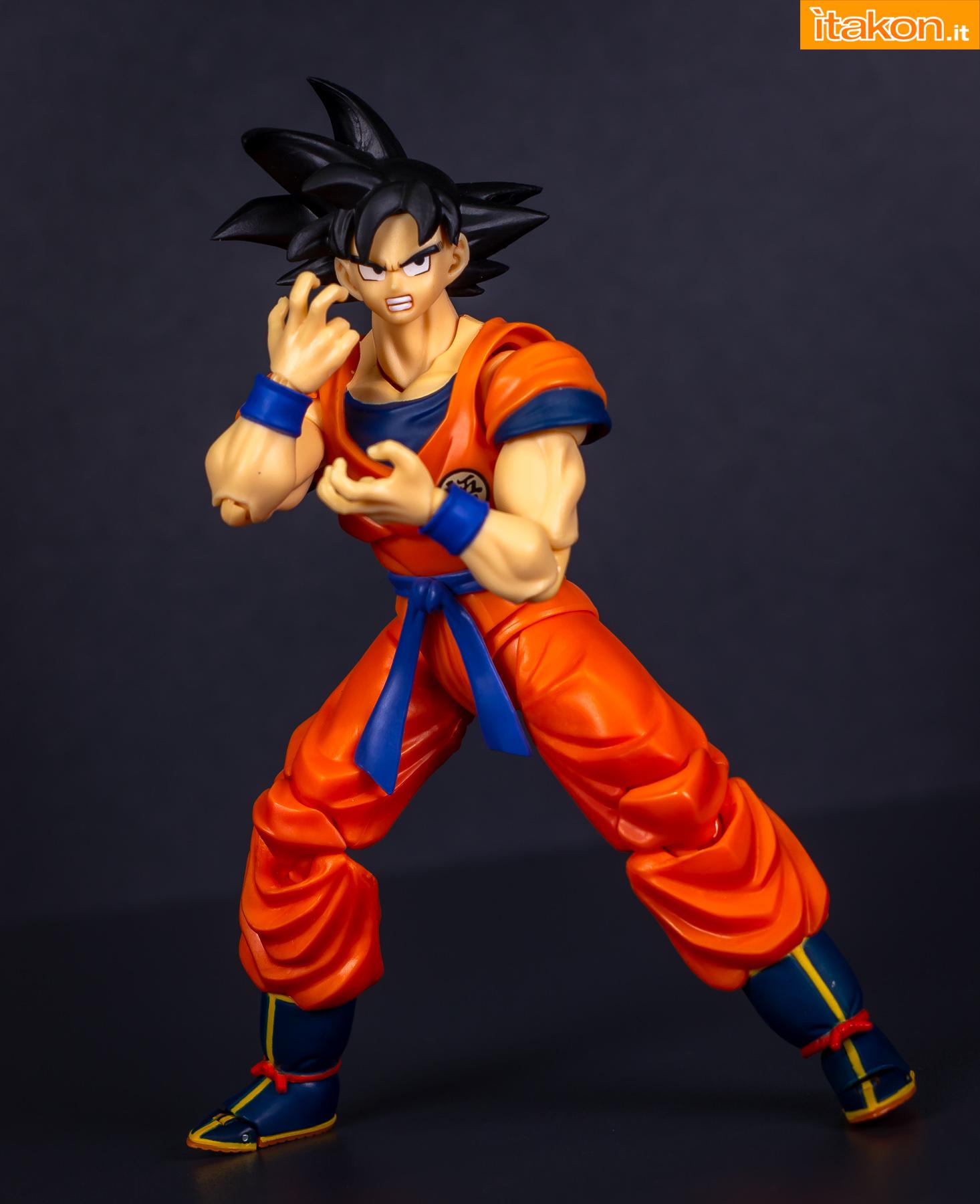 Link a Bandai Son Goku recensione-33
