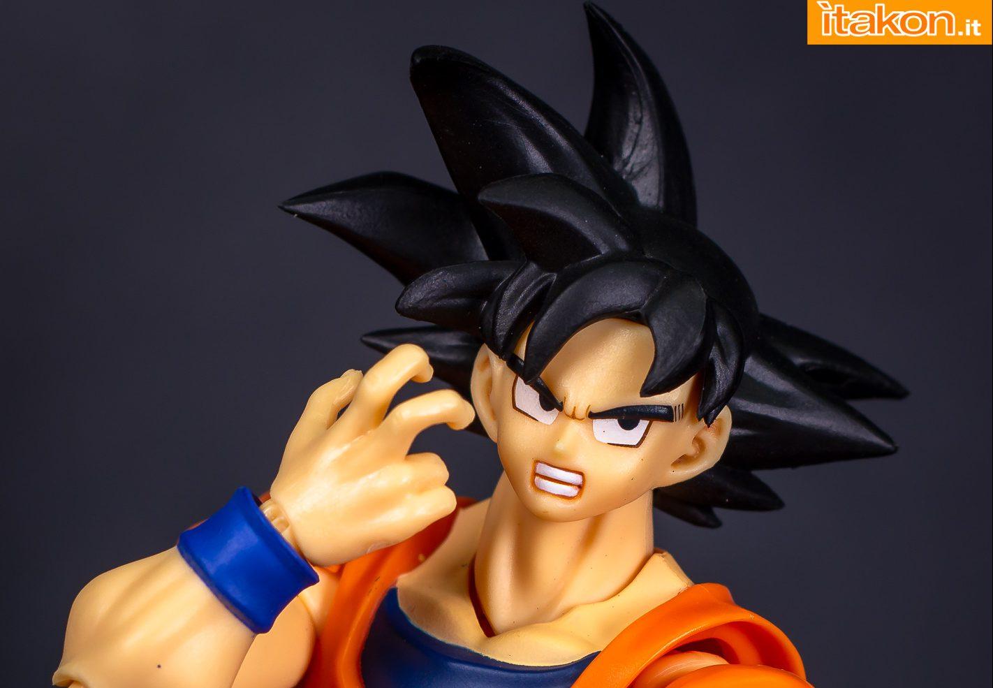 Link a Bandai Son Goku recensione-35