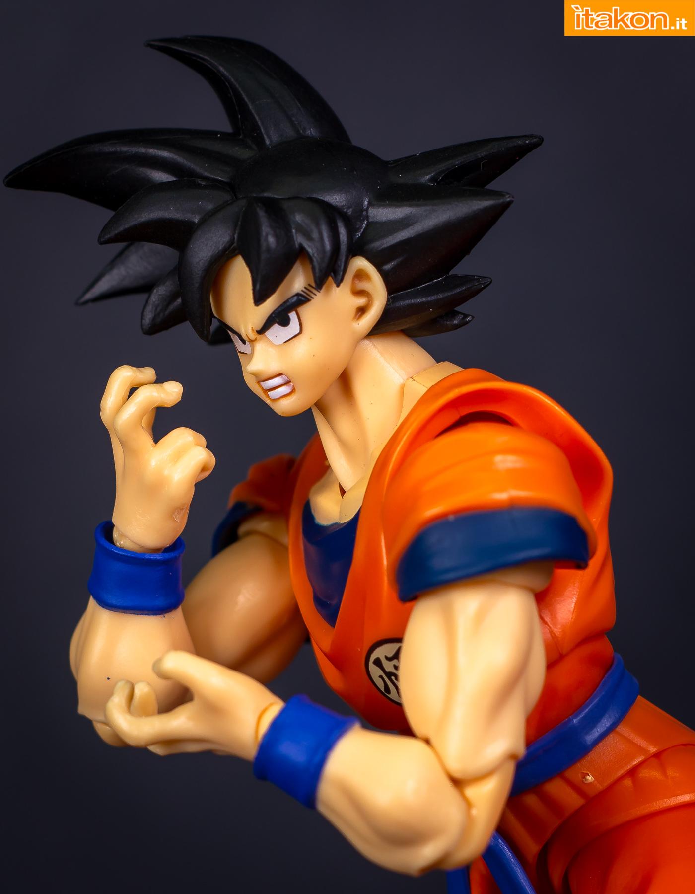 Link a Bandai Son Goku recensione-36