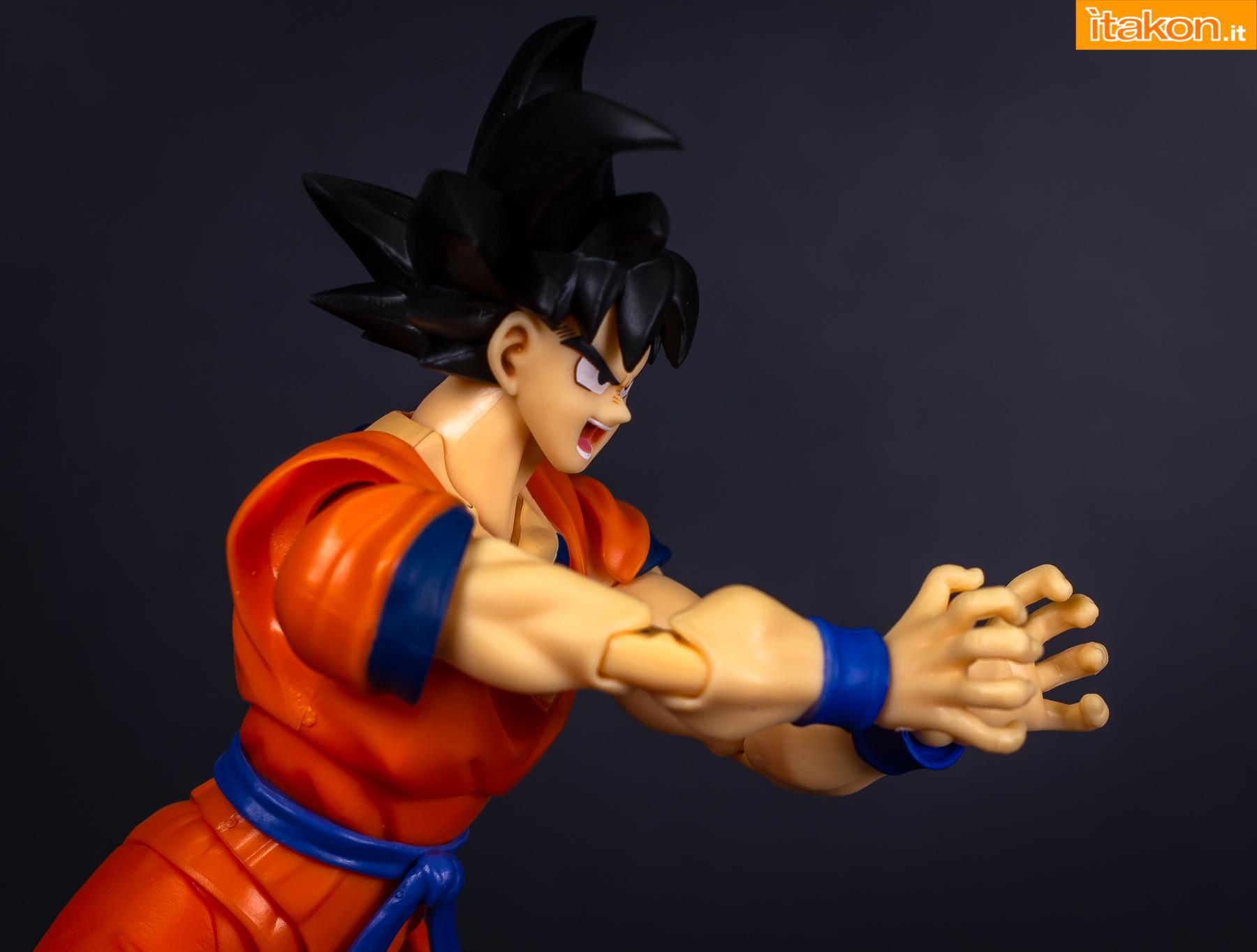 Link a Bandai Son Goku recensione-38