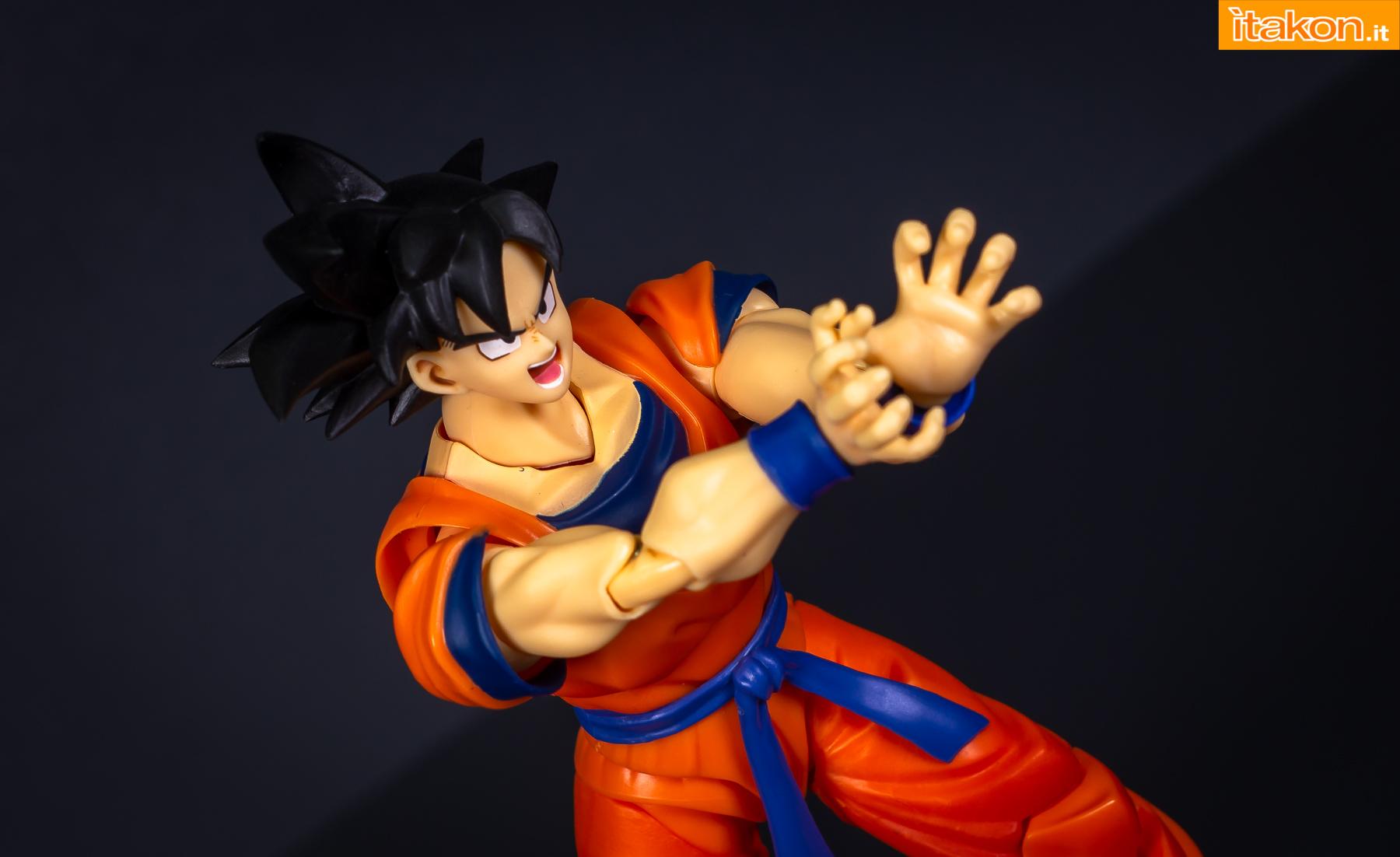 Link a Bandai Son Goku recensione-39