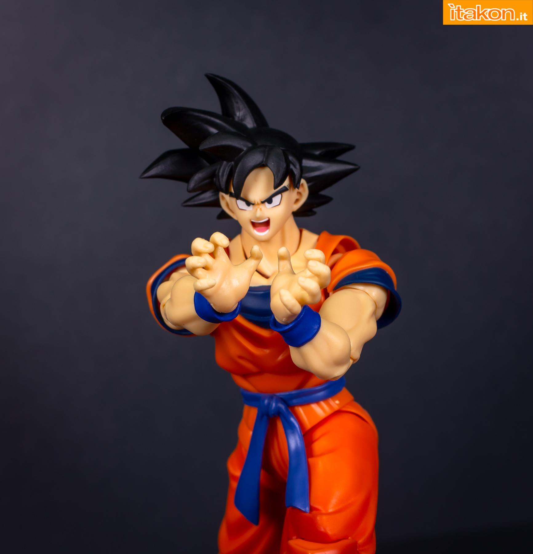 Link a Bandai Son Goku recensione-40