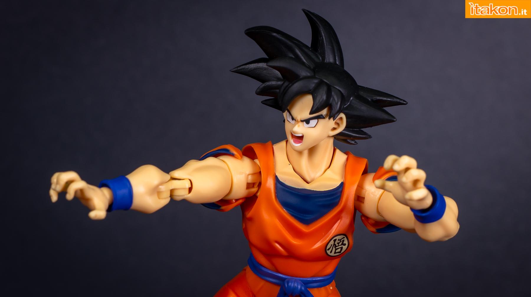 Link a Bandai Son Goku recensione-41