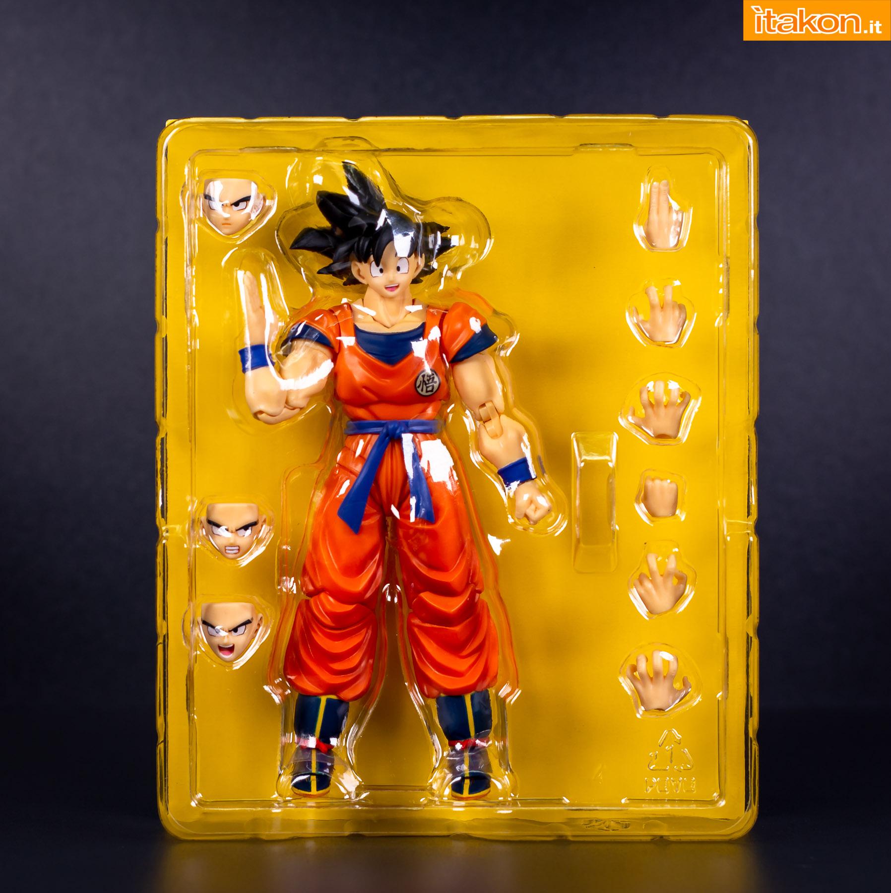 Link a Bandai Son Goku recensione-9