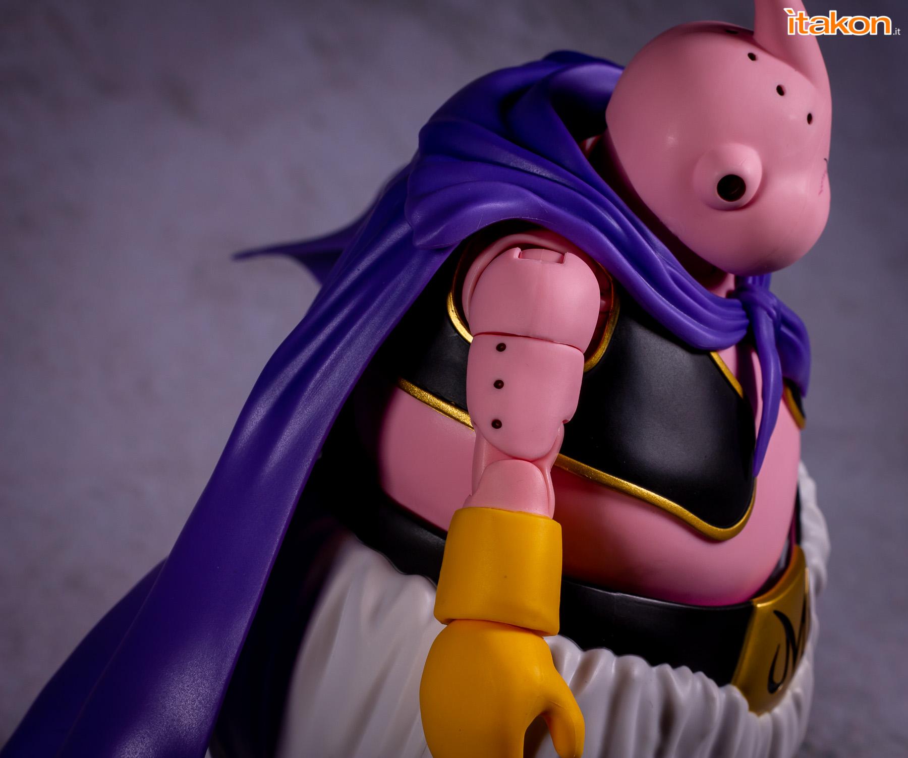 Link a Bandai sh figuarts Majin buu review recensione-63