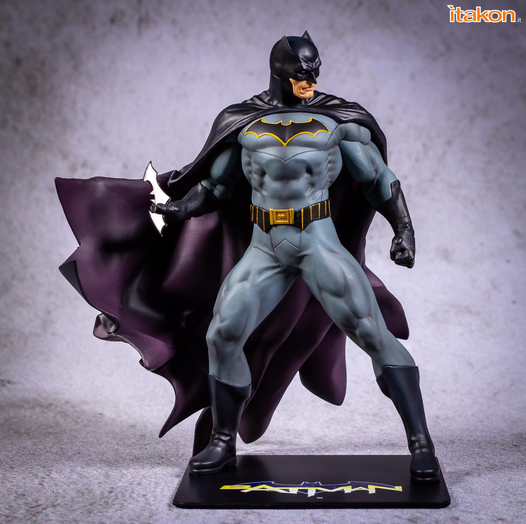 Link a Batman Rebirth Kotobukyia review recensione-19