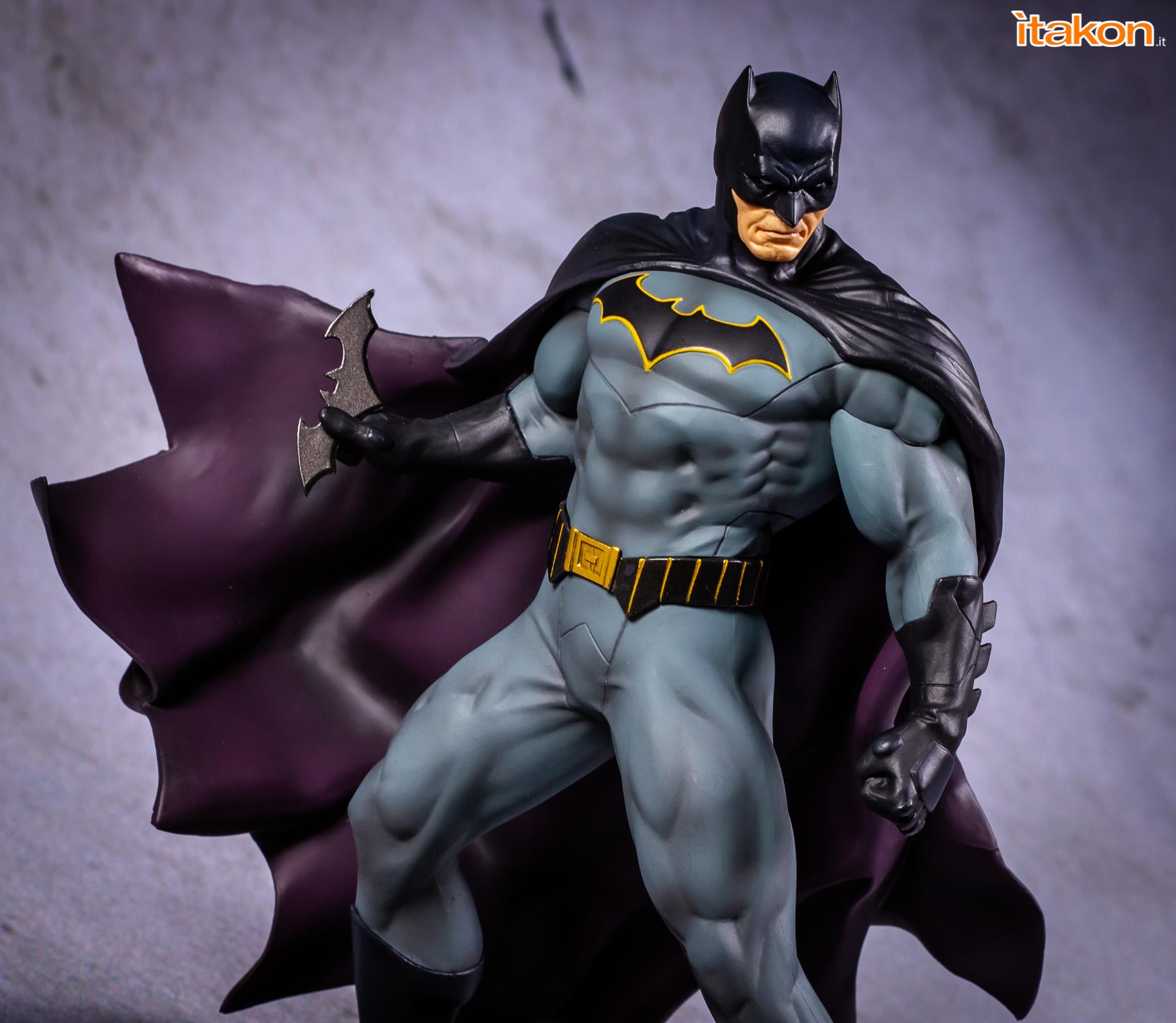 Link a Batman Rebirth Kotobukyia review recensione-32