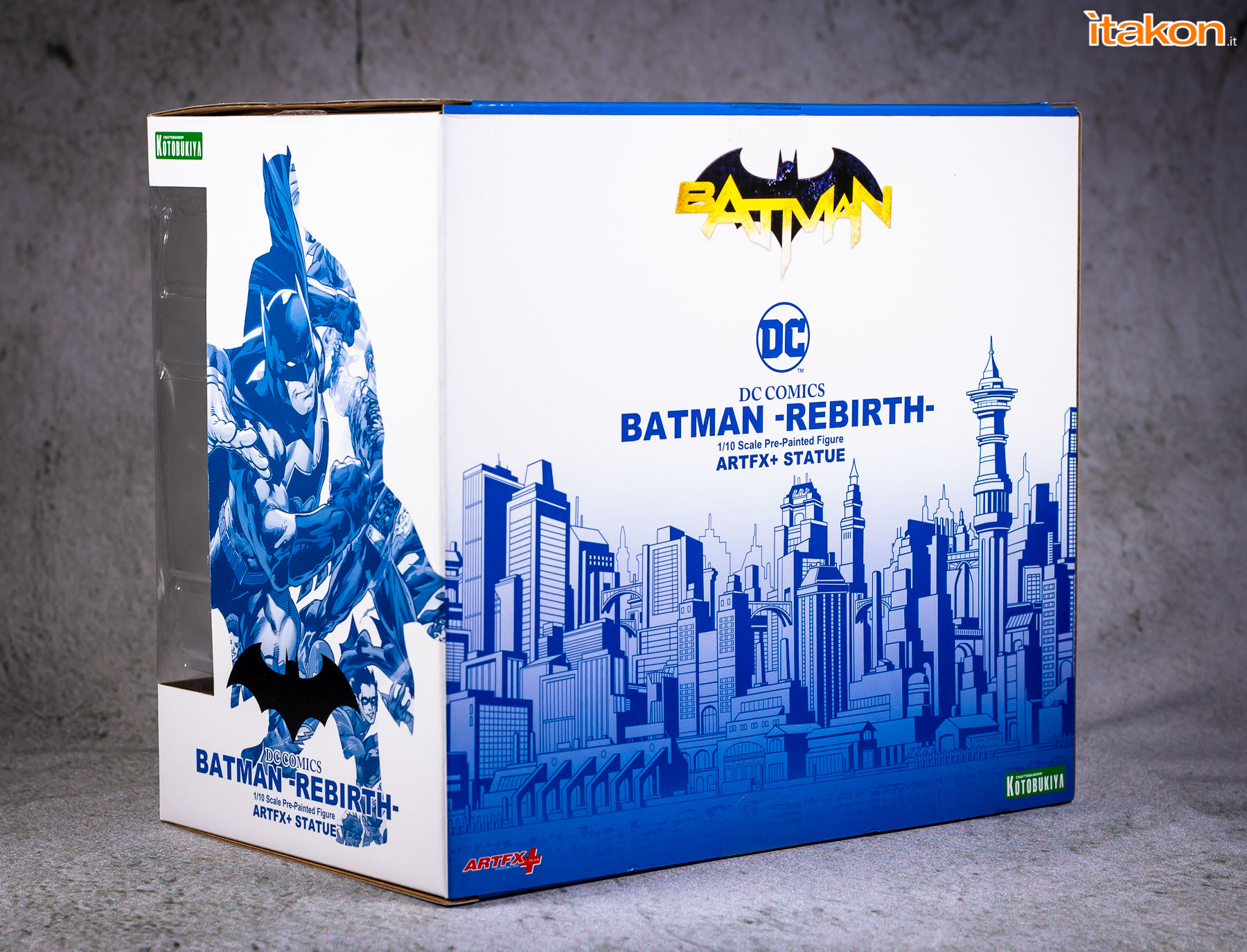 Link a Batman Rebirth Kotobukyia review recensione-4