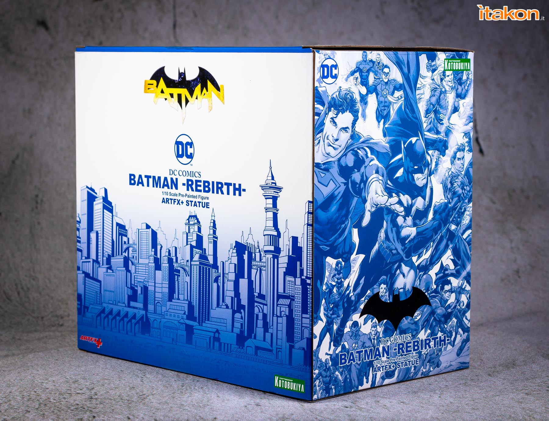 Link a Batman Rebirth Kotobukyia review recensione-5