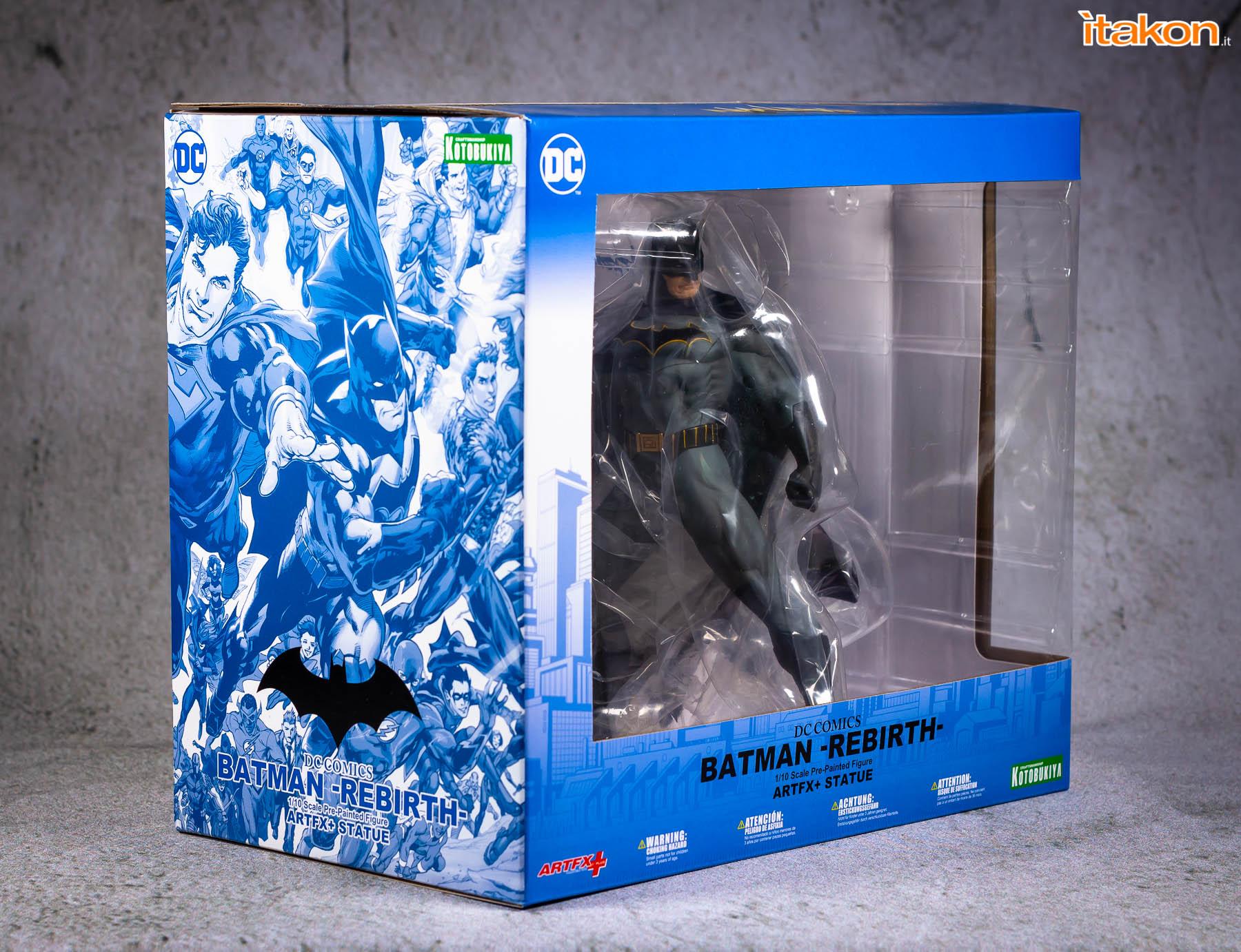 Link a Batman Rebirth Kotobukyia review recensione-7