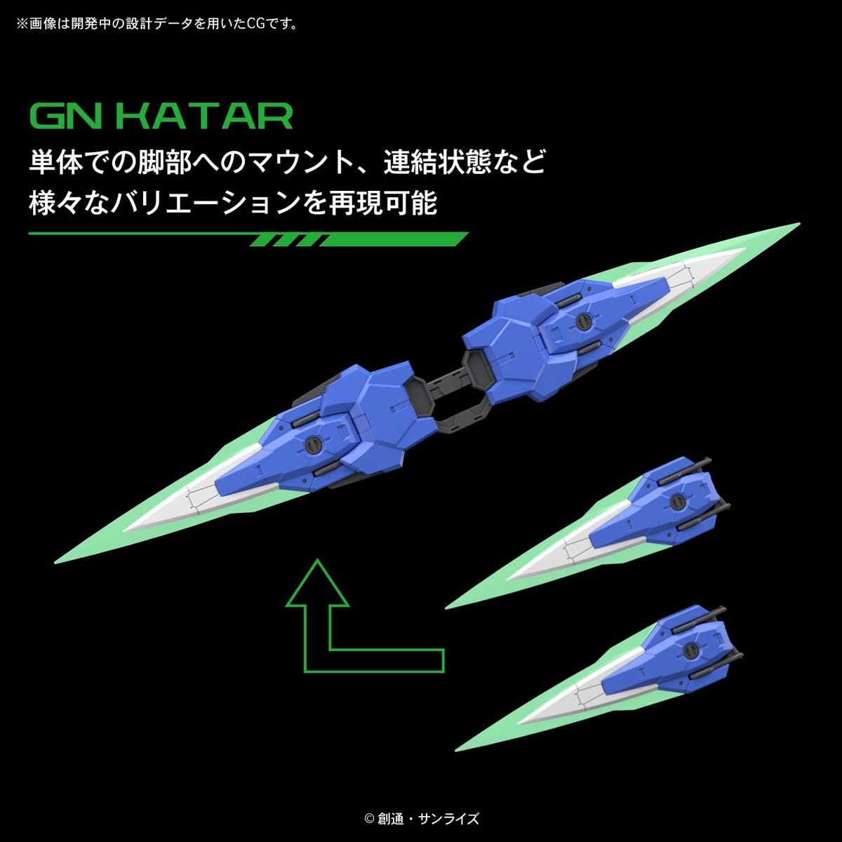 Link a Gundam00PG-07
