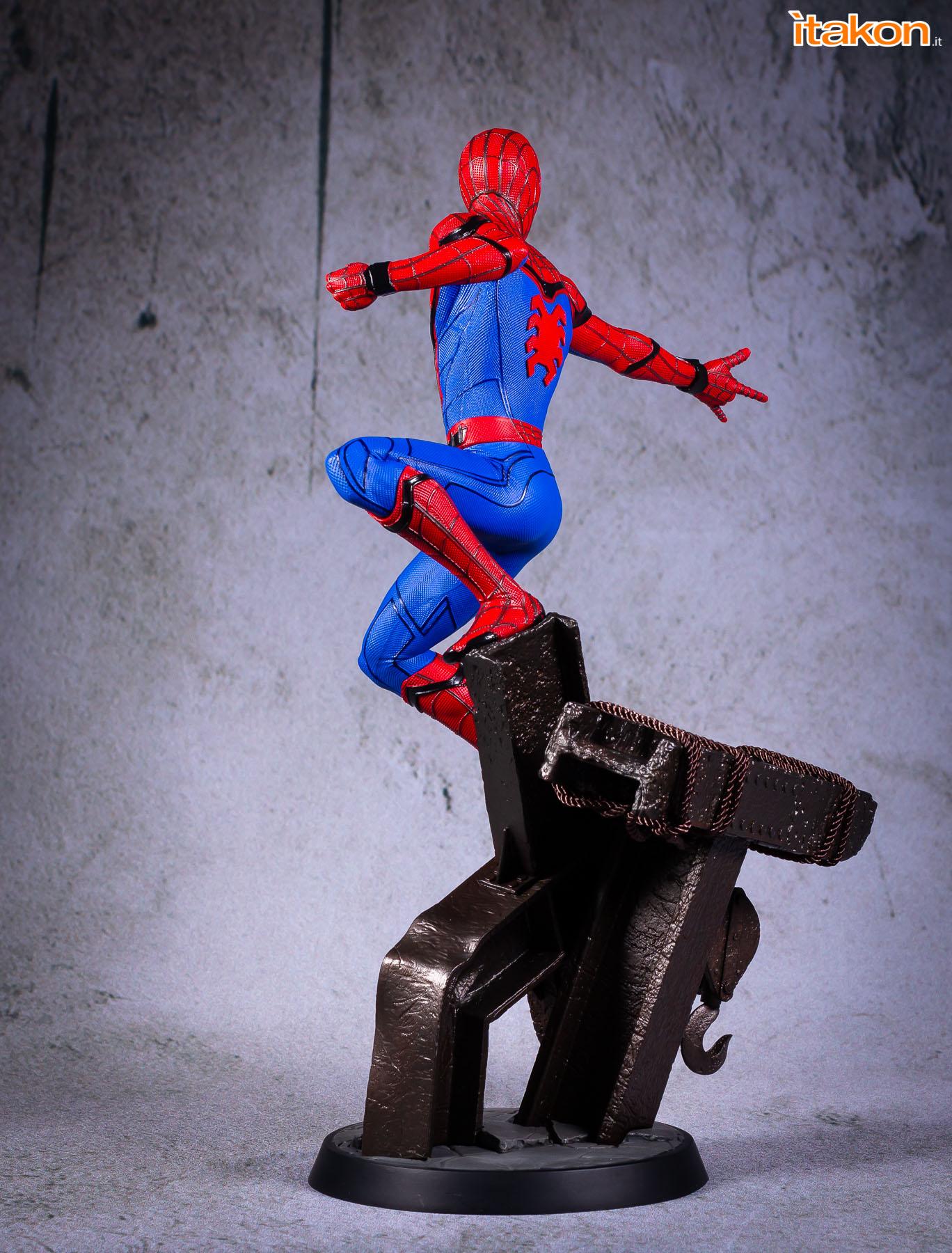 Link a Spiderman Homecoming Kotobukyia review recensione-21