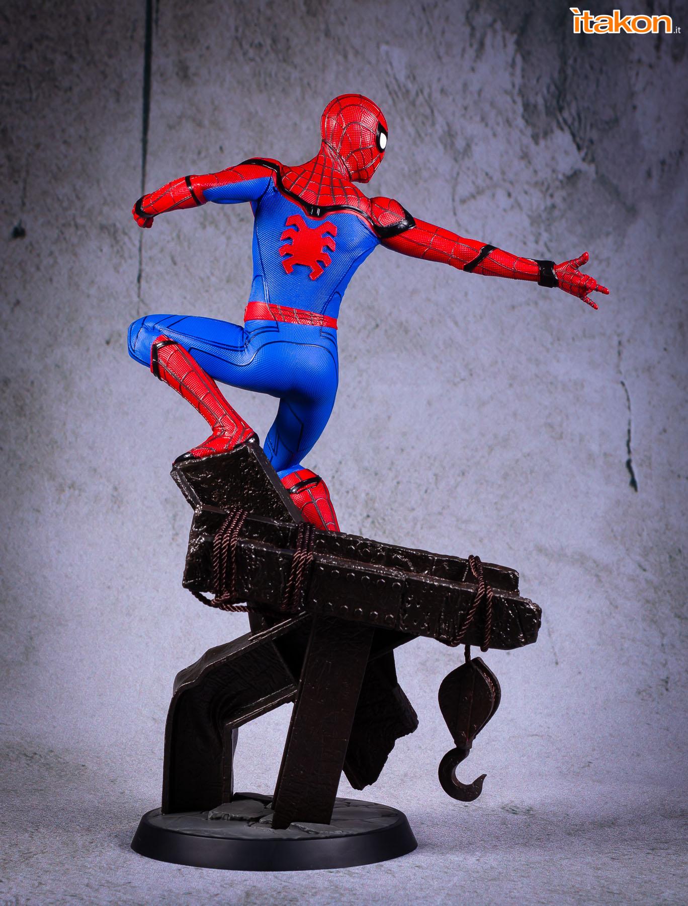 Link a Spiderman Homecoming Kotobukyia review recensione-22