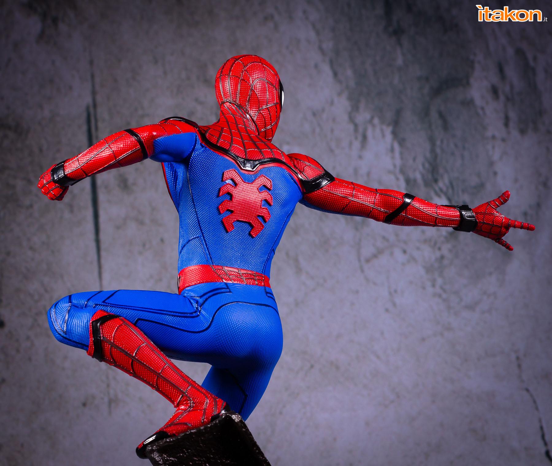 Link a Spiderman Homecoming Kotobukyia review recensione-30