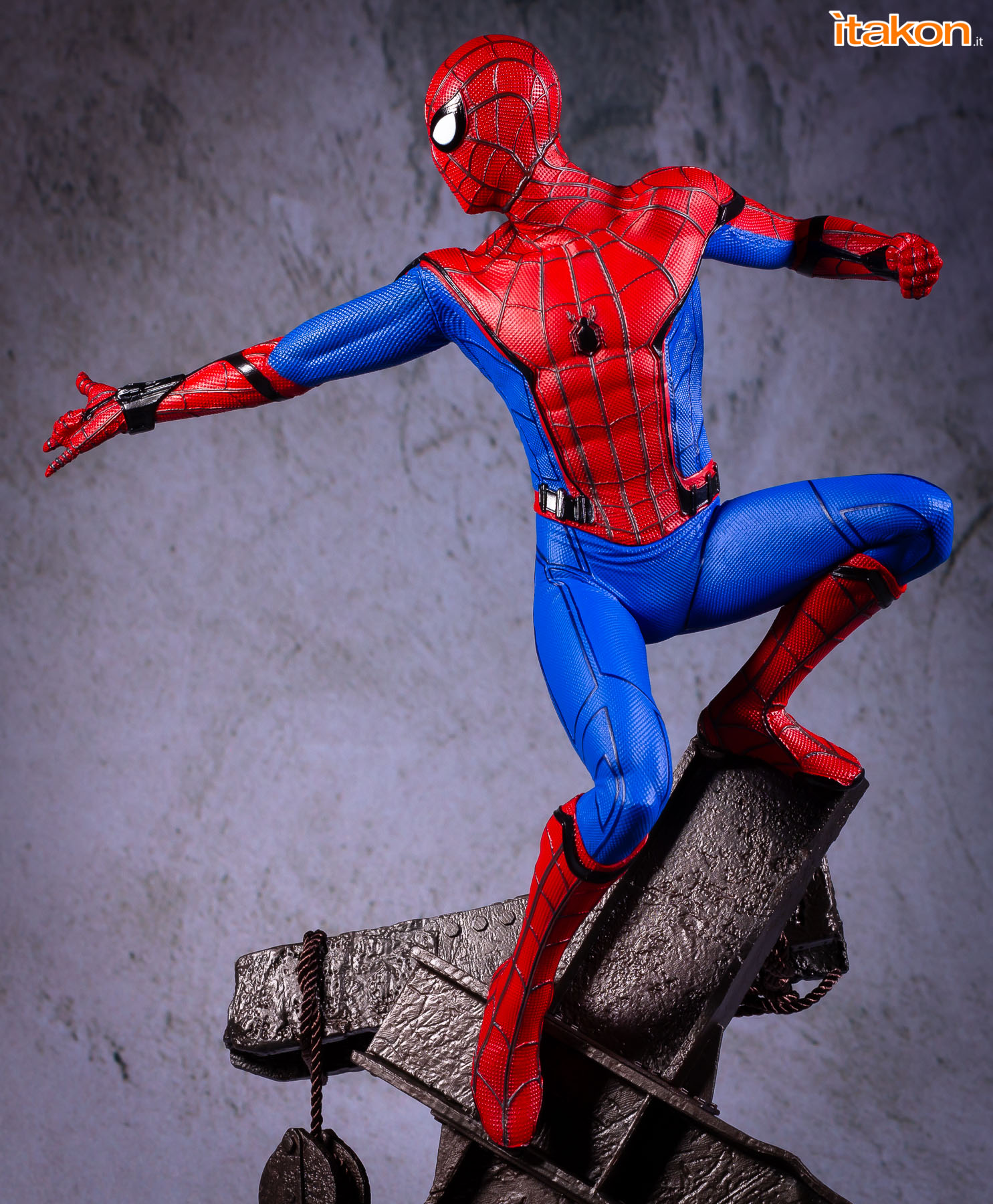 Link a Spiderman Homecoming Kotobukyia review recensione-31
