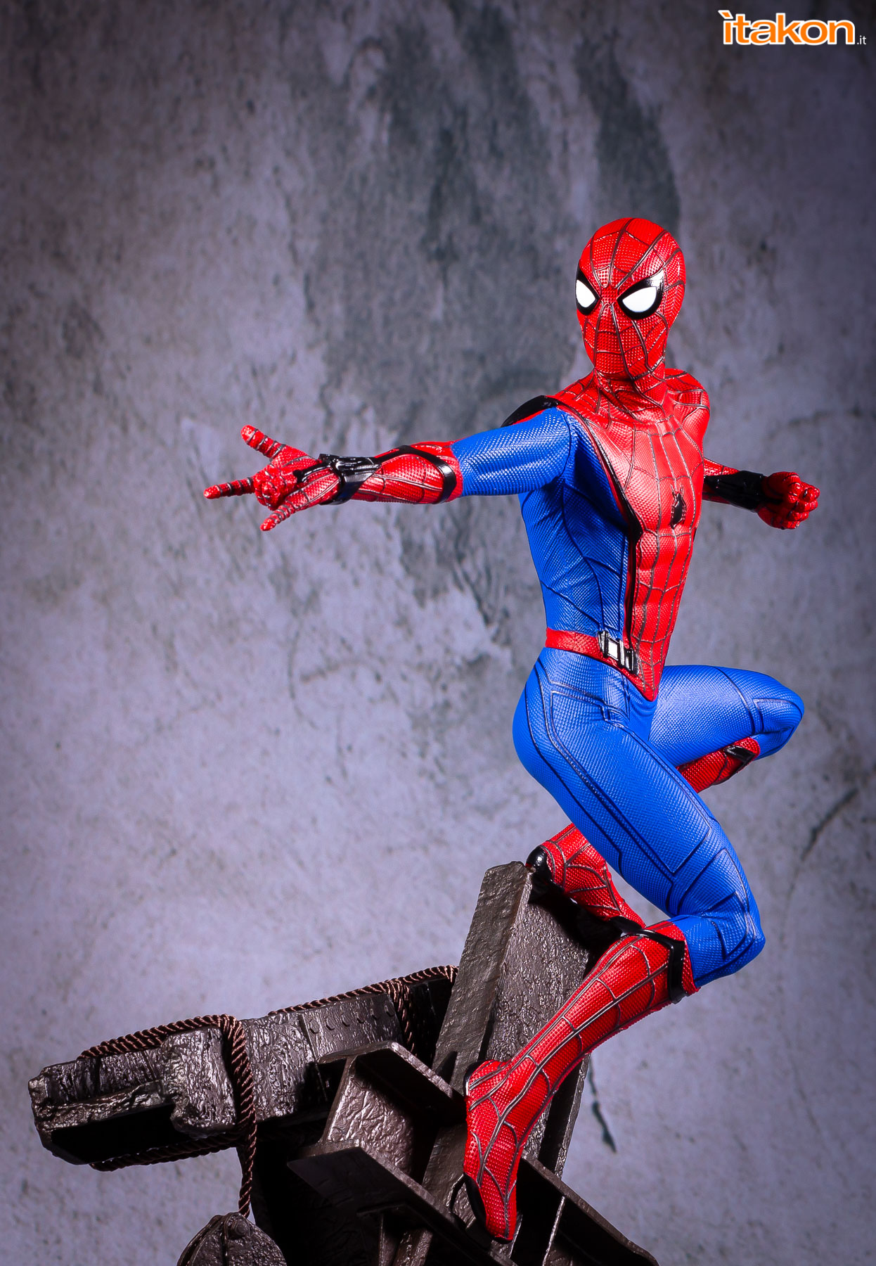 Link a Spiderman Homecoming Kotobukyia review recensione-44