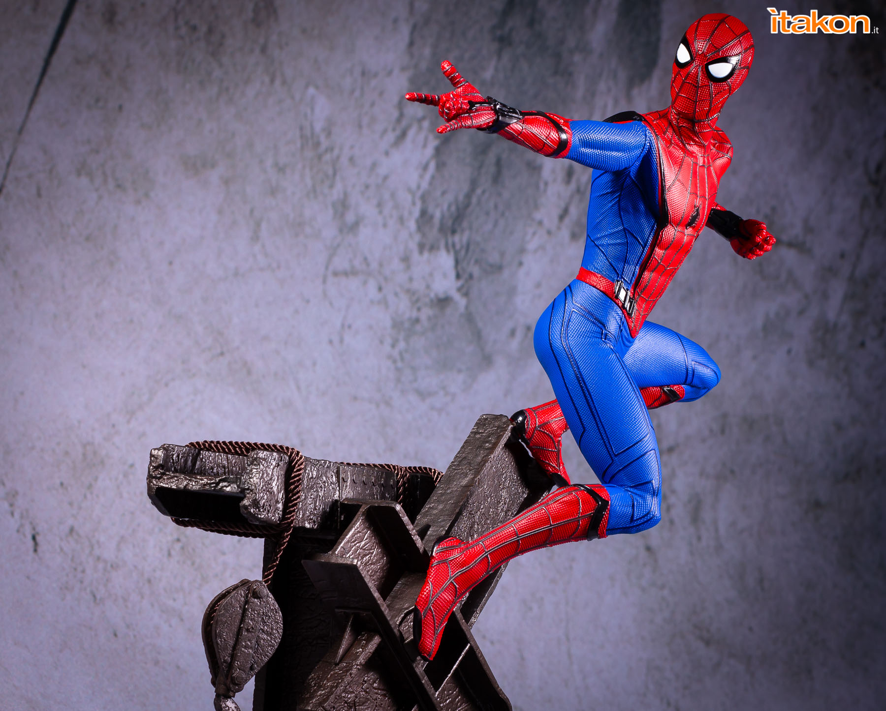 Link a Spiderman Homecoming Kotobukyia review recensione-45