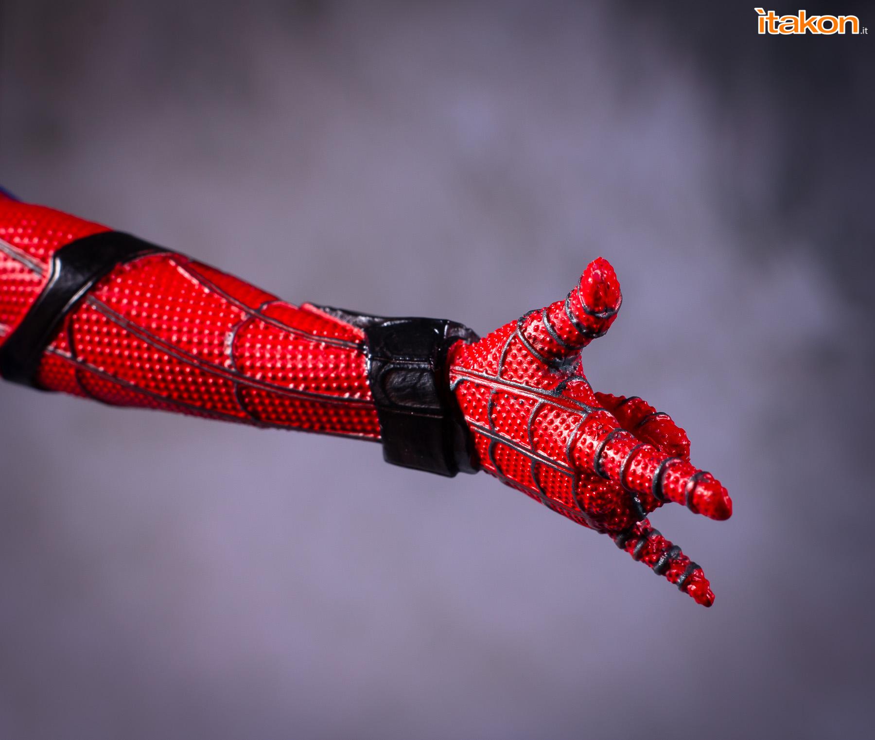 Link a Spiderman Homecoming Kotobukyia review recensione-59