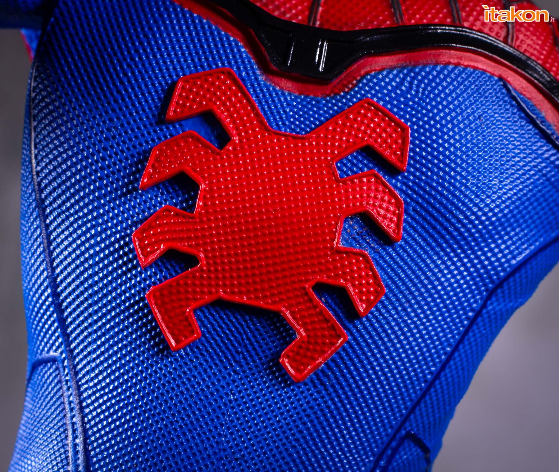Link a Spiderman Homecoming Kotobukyia review recensione-60