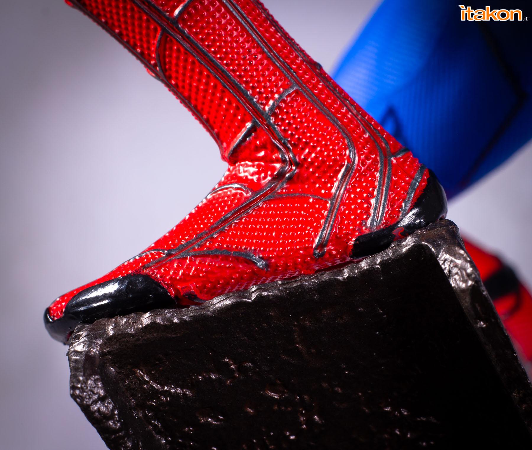 Link a Spiderman Homecoming Kotobukyia review recensione-62