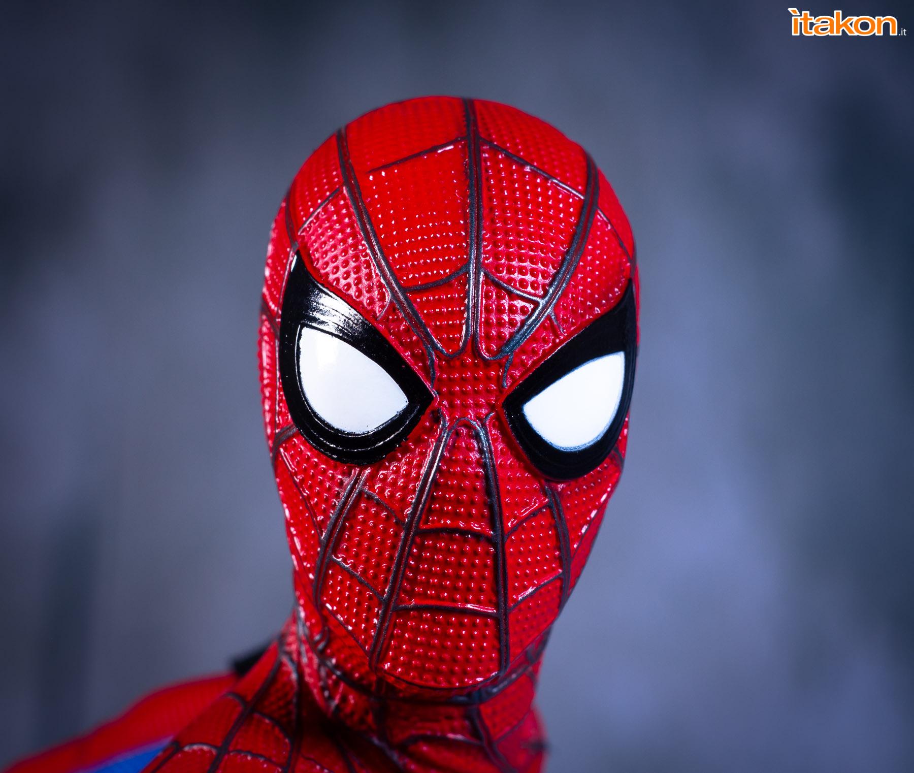 Link a Spiderman Homecoming Kotobukyia review recensione-72