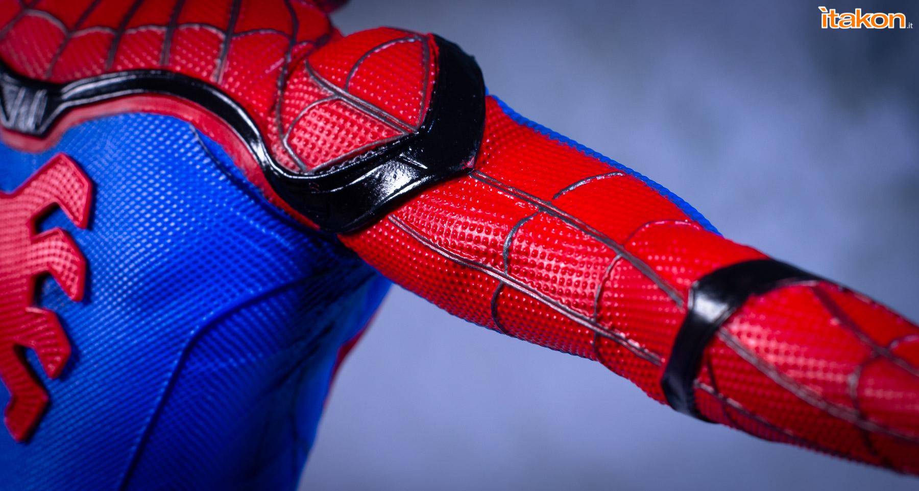 Link a Spiderman Homecoming Kotobukyia review recensione-73