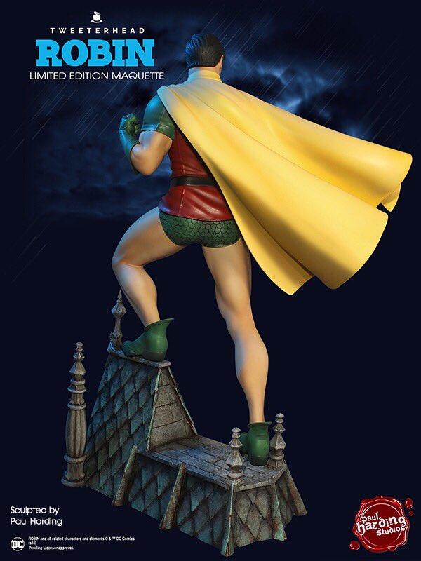 Link a Tweeterhead-Batman-and-Robin-Statues-007