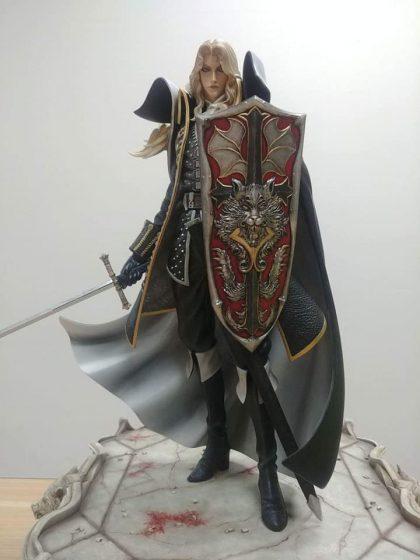 Castlevania: Alucard 1/5 di Gantaku – foto live del prototipo