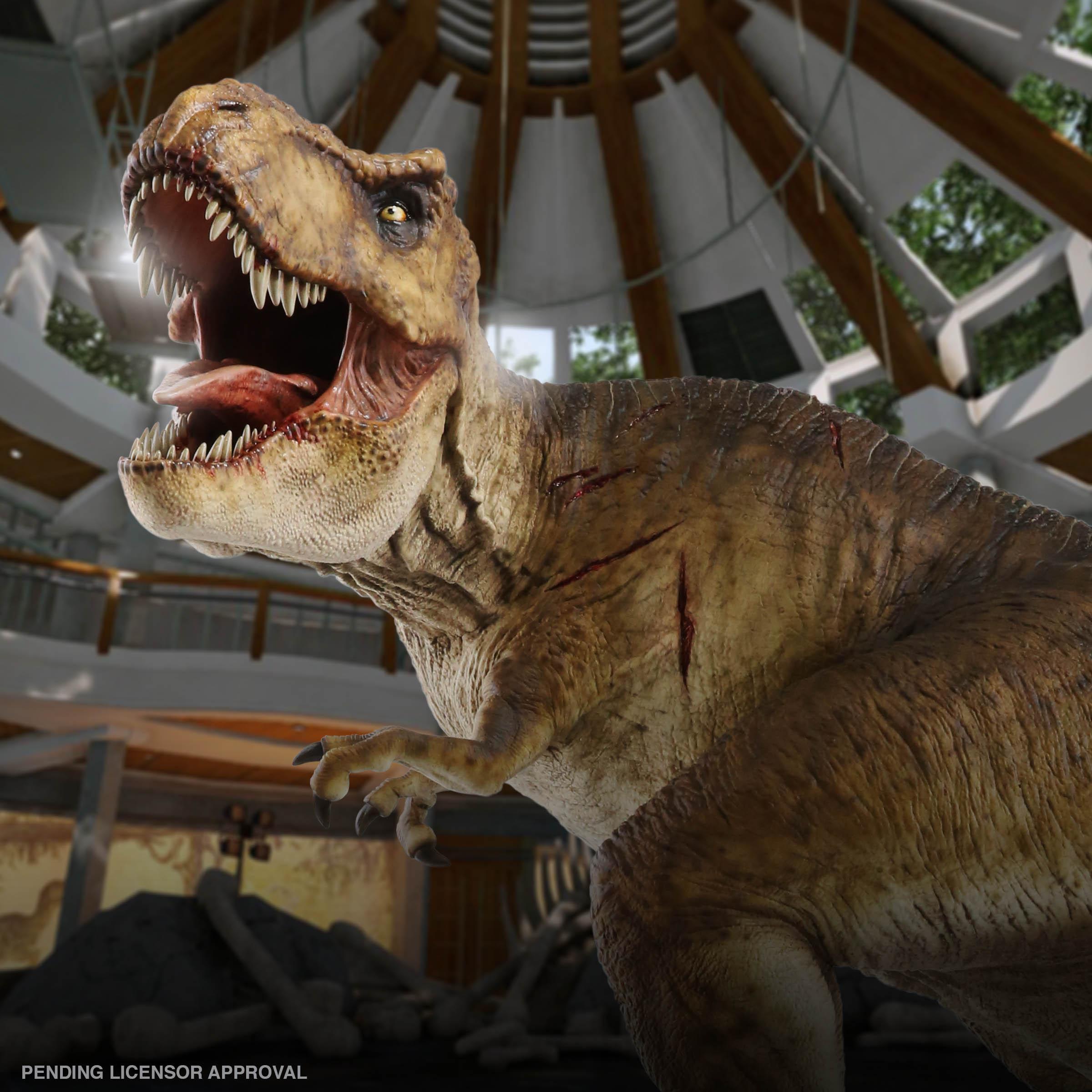 Link a Chronicle-Jurassic-Park-Rotunda-T-Rex-009