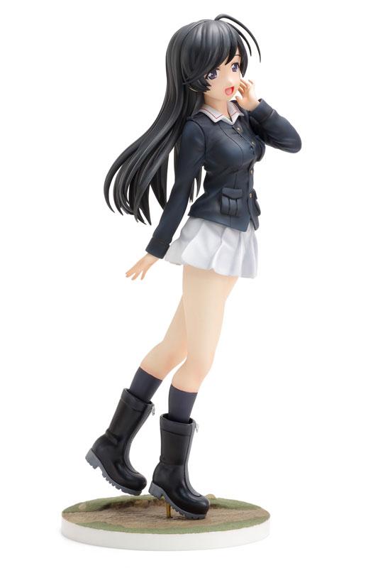 Link a Girls und Panzer Hana Isuzu Panzer Jacket Ver. DreamTech WAVE x Amiami Itakon.it 3