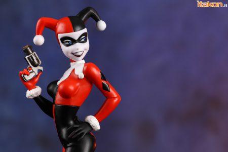 Harley quinn animated series artfx kotobukiya u recensione