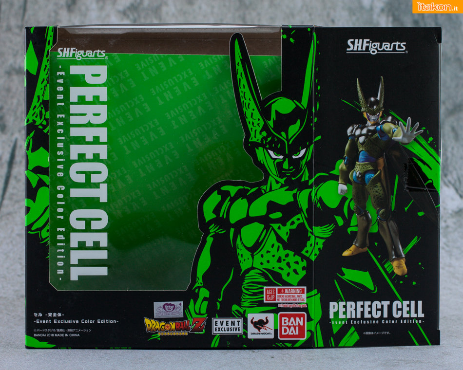 Link a Perfect_Cell-7785