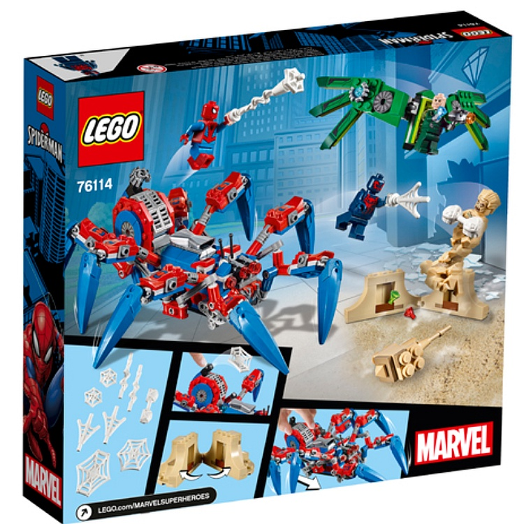 Link a LEGO Spider 2019_0033