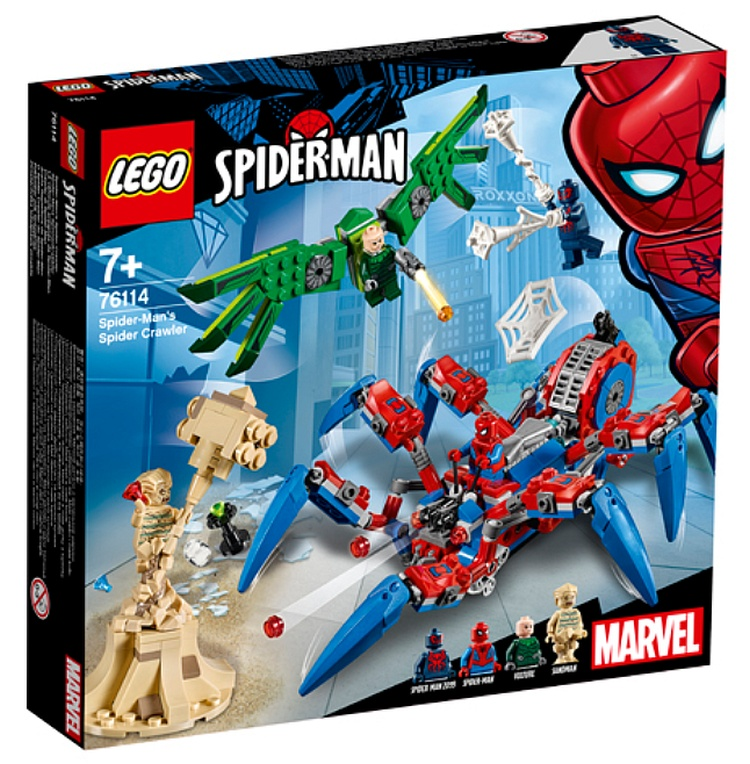 Link a LEGO Spider 2019_0034