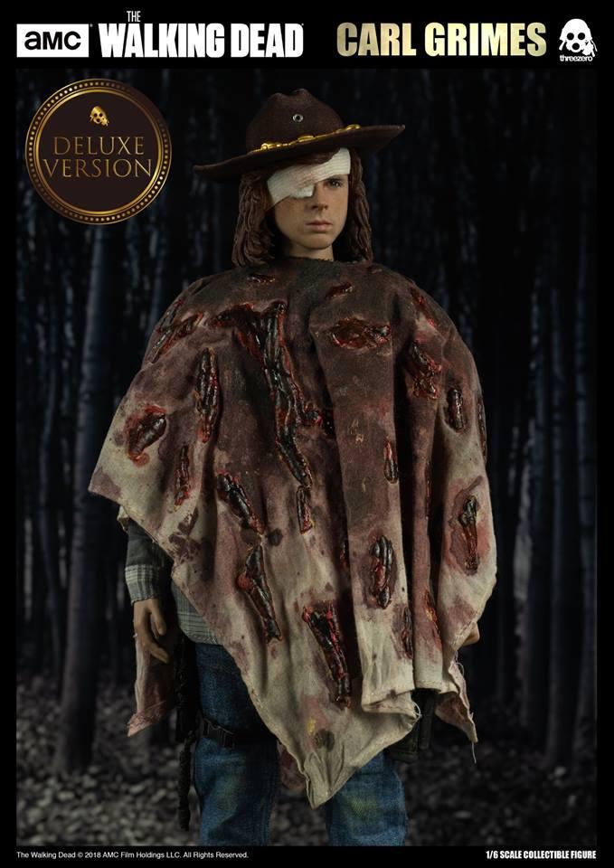 Link a The Walking Dead Carl Grimes Threezero Itakon.it 01