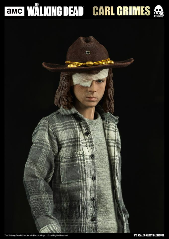 Link a The Walking Dead Carl Grimes Threezero Itakon.it 03